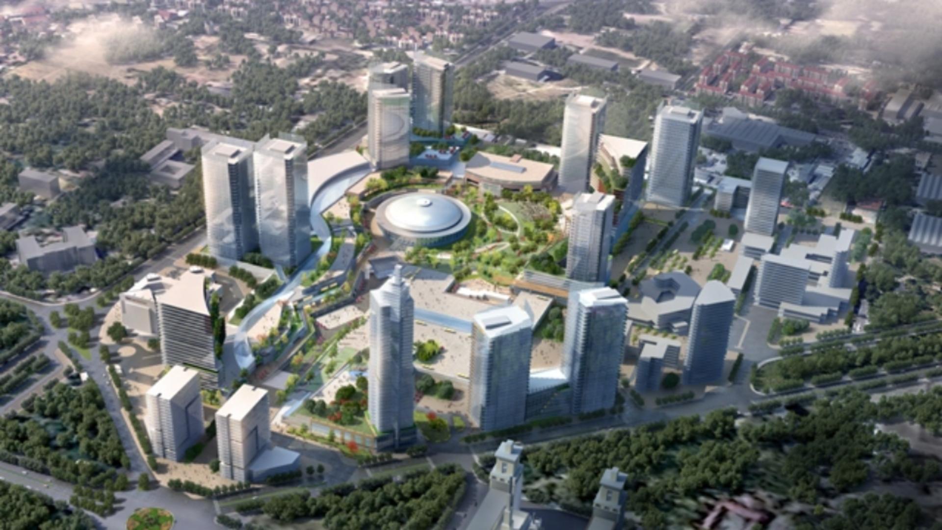 Noi lămuriri în privința dezvoltării Complexului Expozițional Romexpo