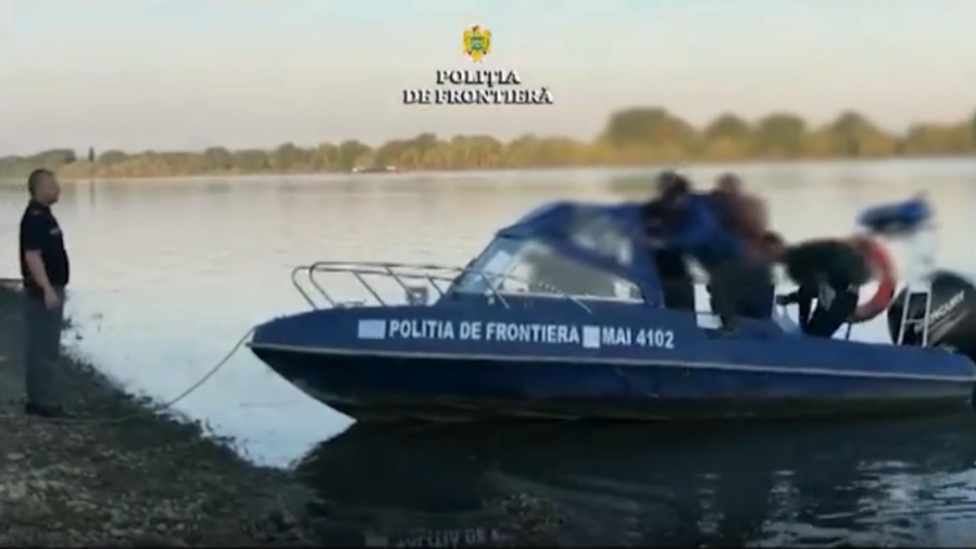 Operațiune de salvare migranți