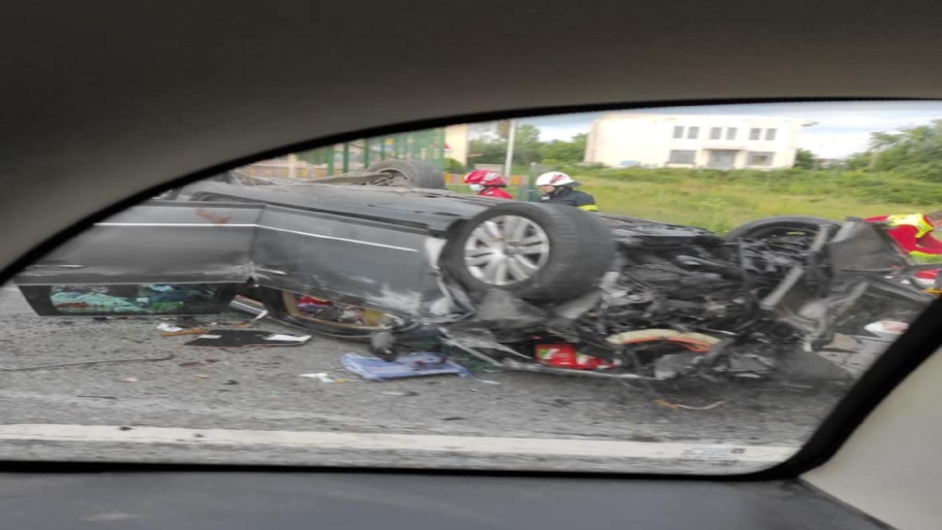 Accident comuna Leu, Dolj