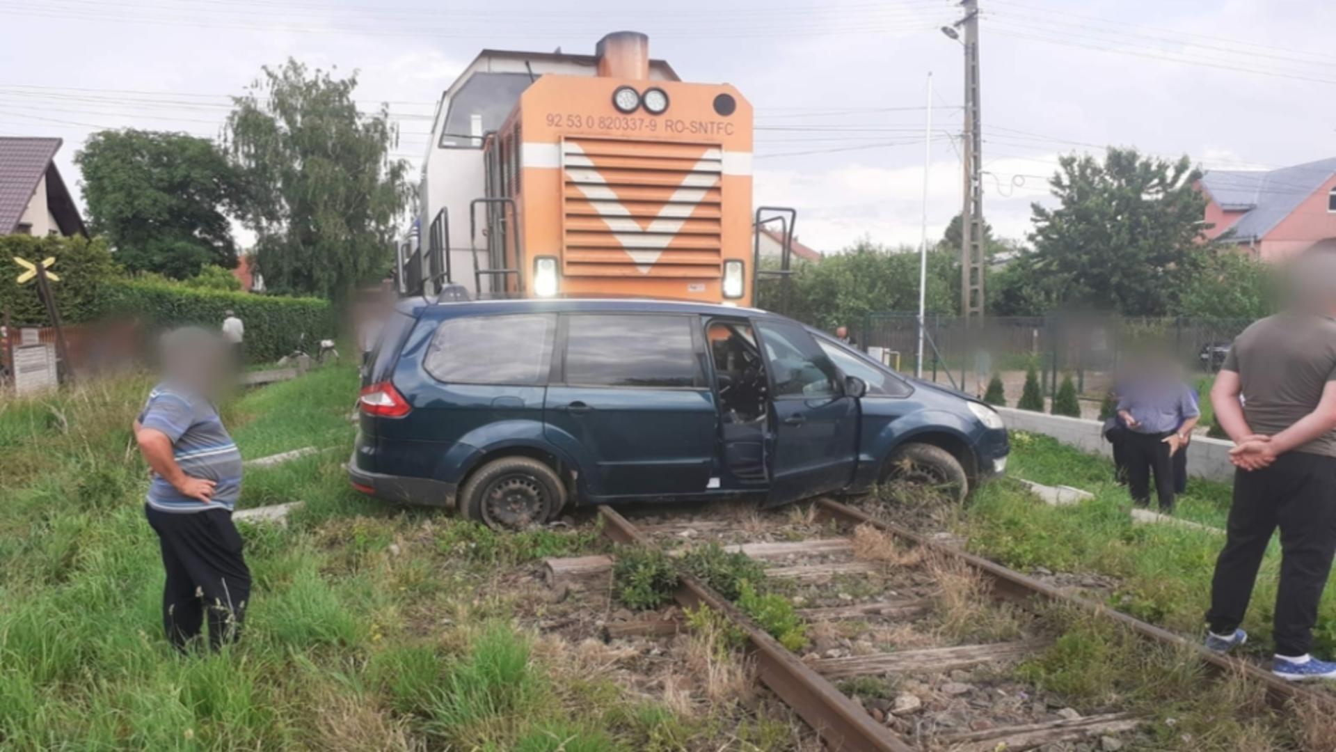 Un grav accident rutier s-a produs, marți după amiază, în Rădăuți