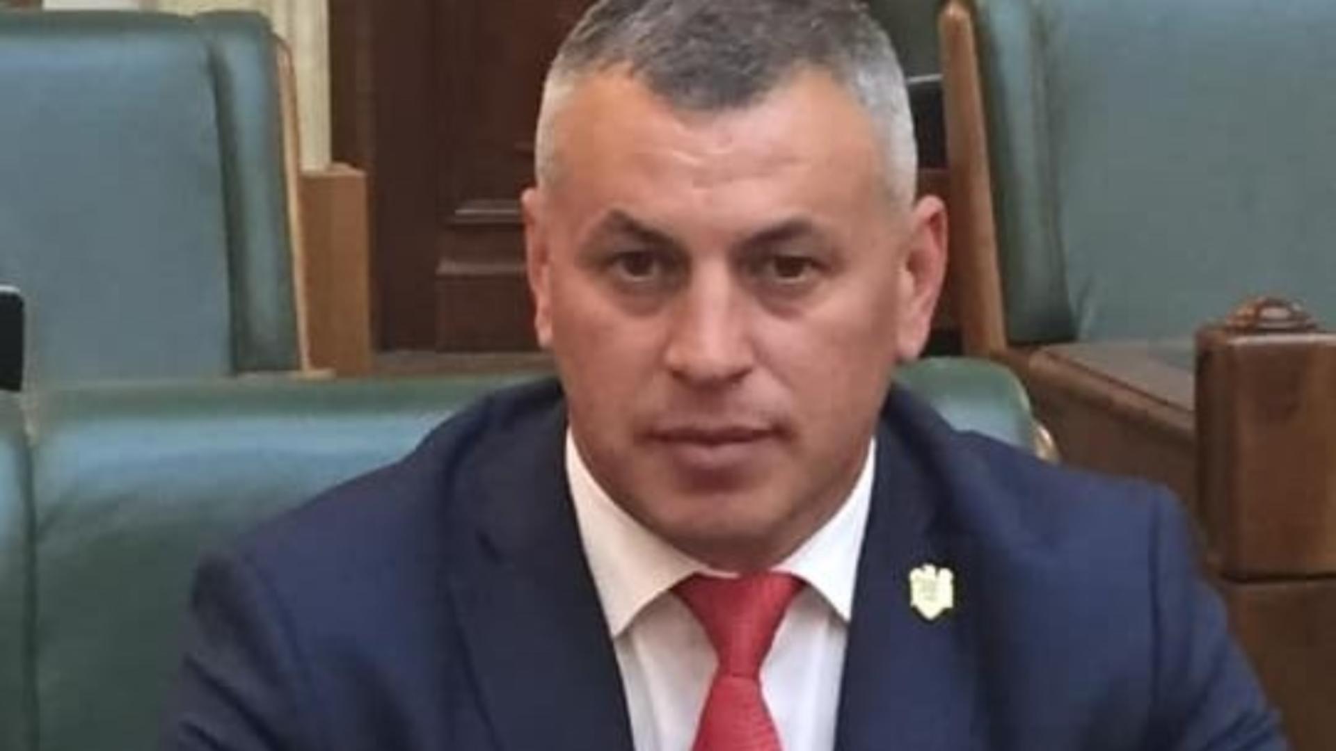 Daniel Moroșanu, prim-vice președinte PNL Vrancea