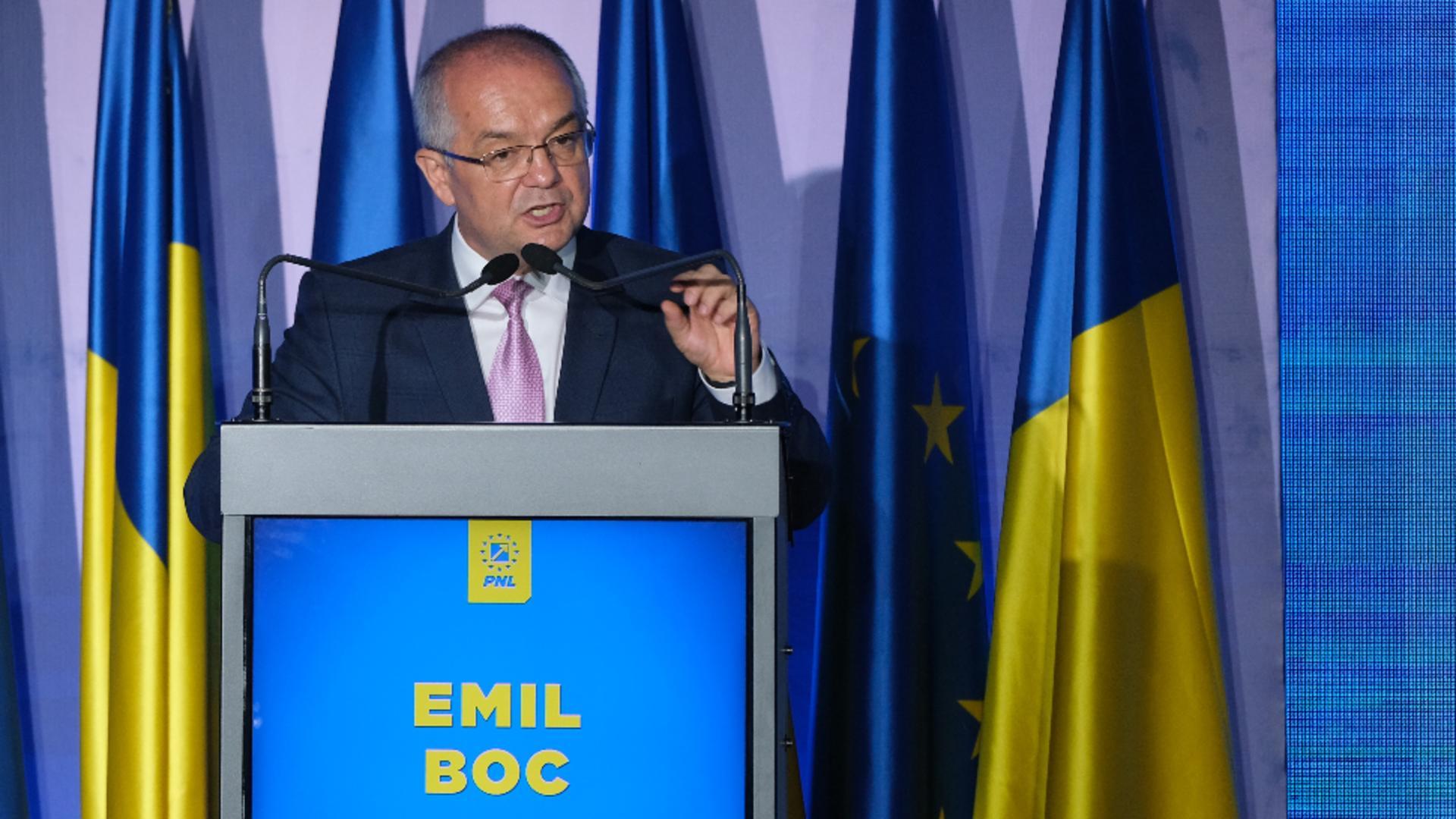 Emil Boc / Foto: Inquam Photos