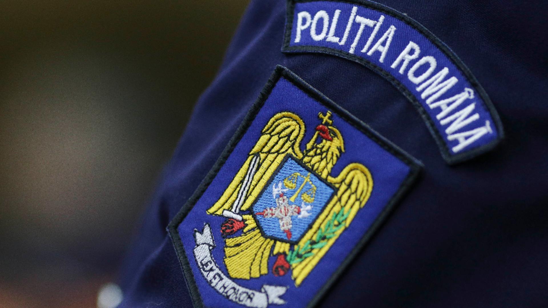 Polițist din Sibiu, anchetat pentru tortură, șantaj și furt / Foto: Inquam Photos