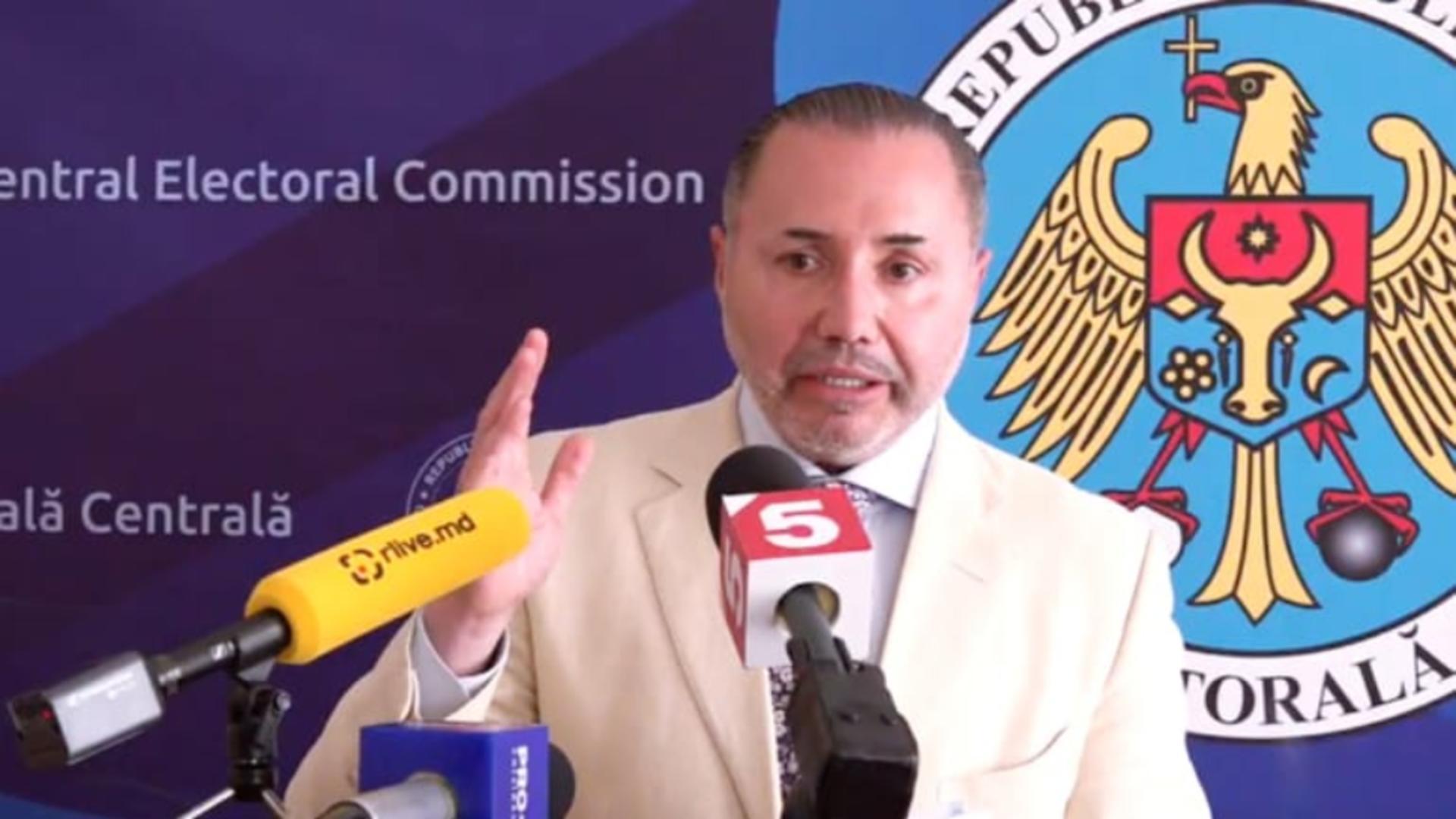 MUTARE surprinzătoare a lui Cristian Rizea pentru alegerile parlamentare din 11 iulie de peste Prut