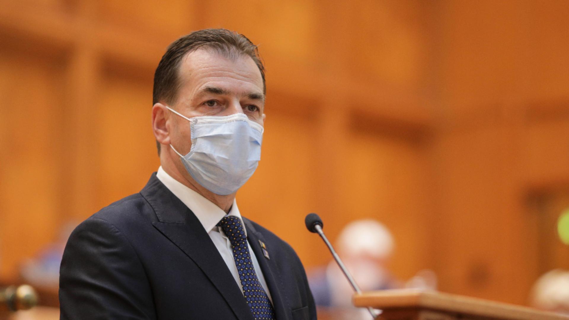 Ludovic Orban: Pogromul de la Iași - lecţia amară a unei istorii ce nu trebuie uitată Foto: INQUAM