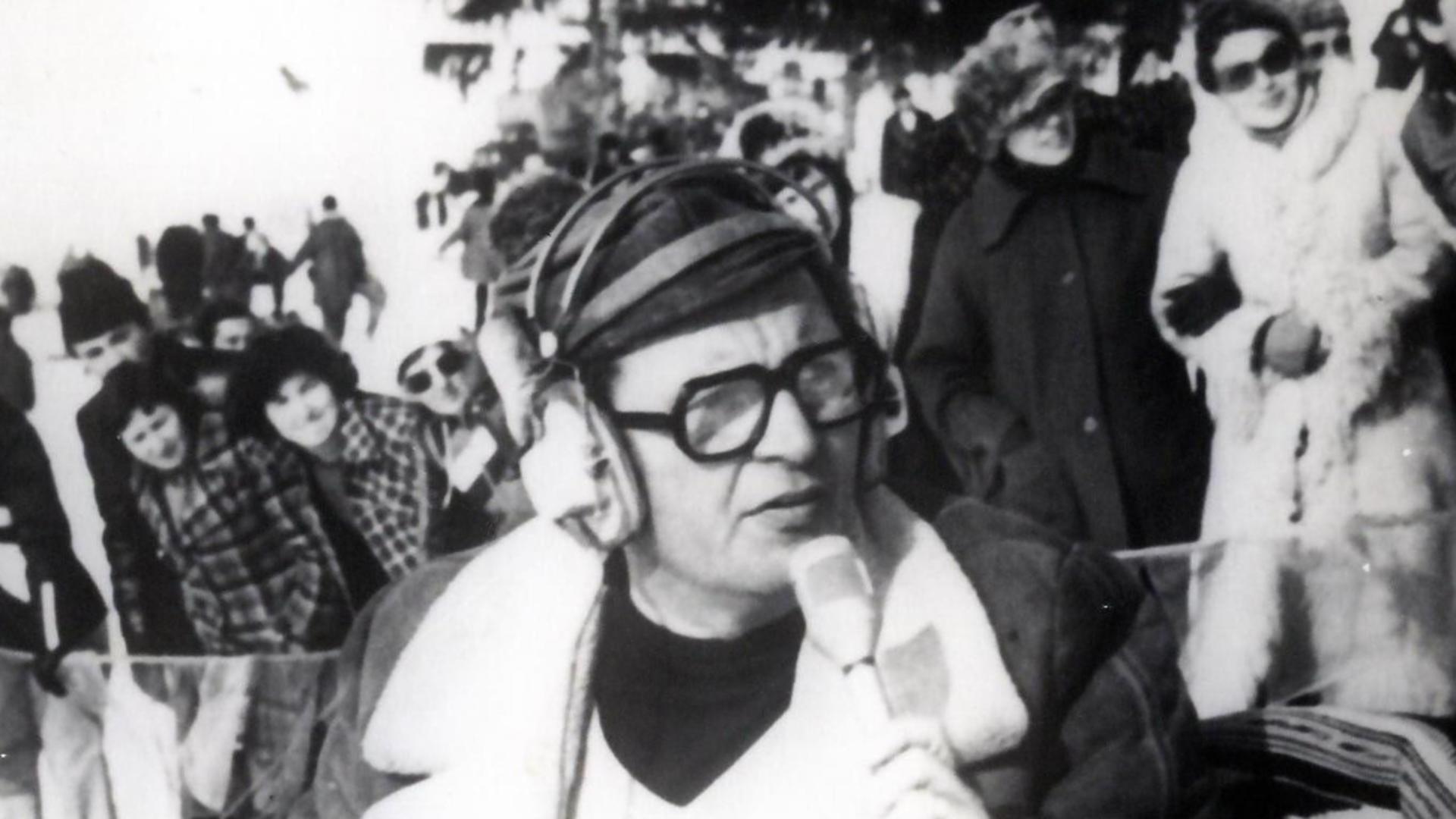 Ion Ghitulescu, 1979 (sursă foto: Rador)
