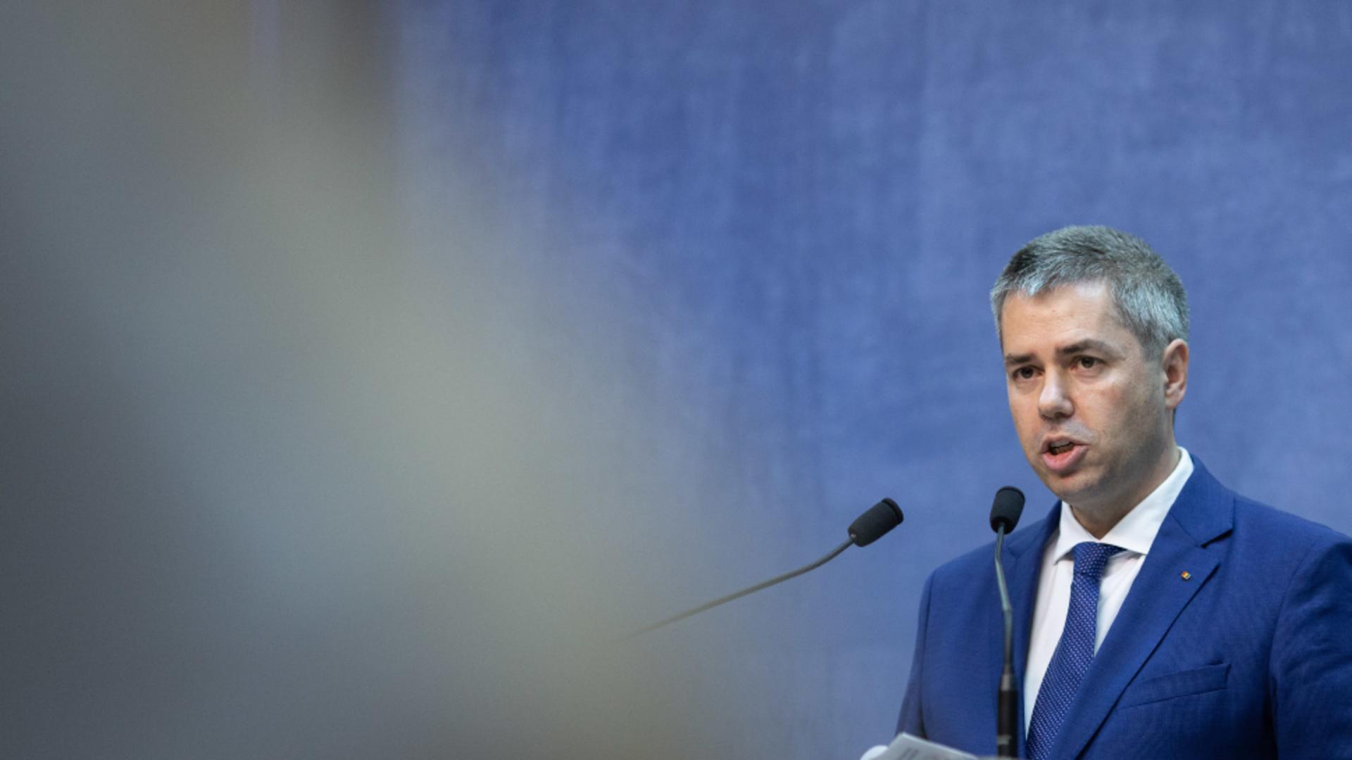 Marian Murguleț, numit și revocat în 24 de ore