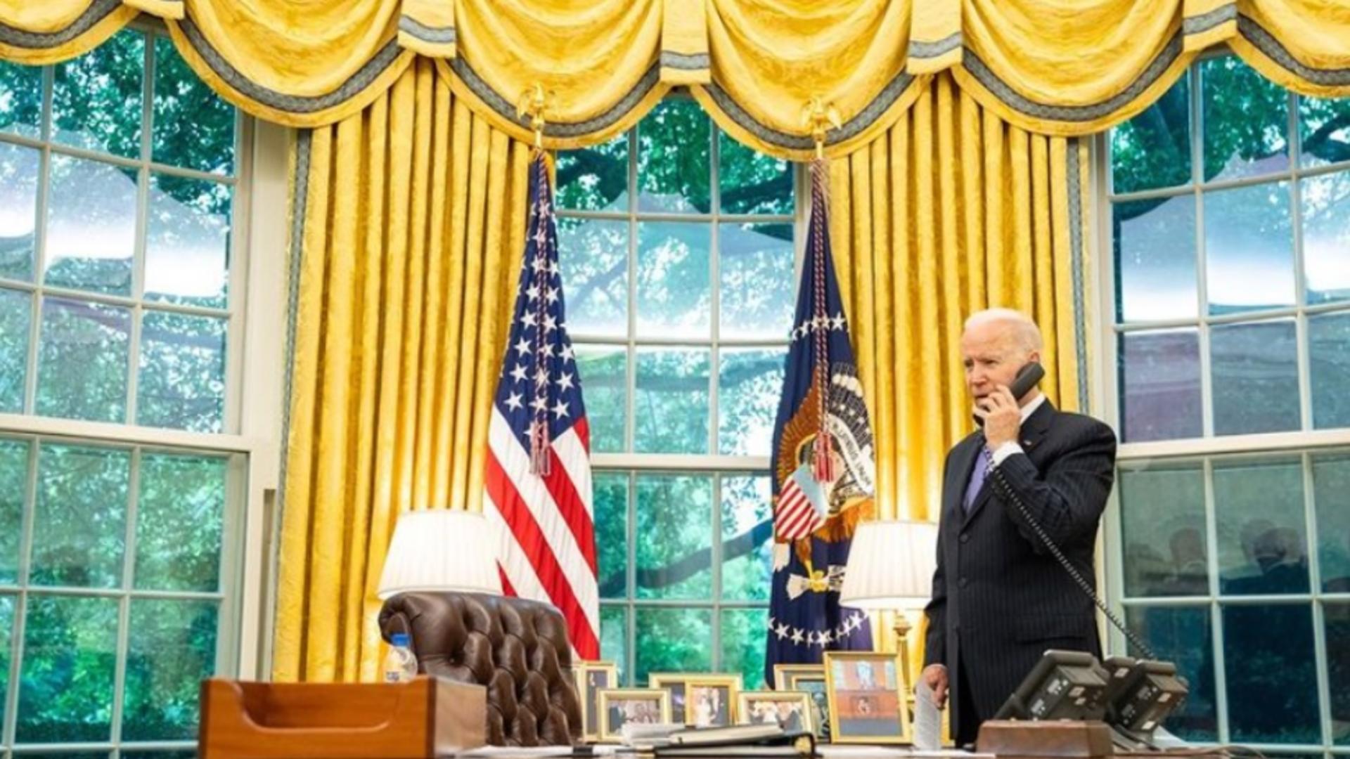 Fotografia care a aprins imaginația fanilor lui Trump