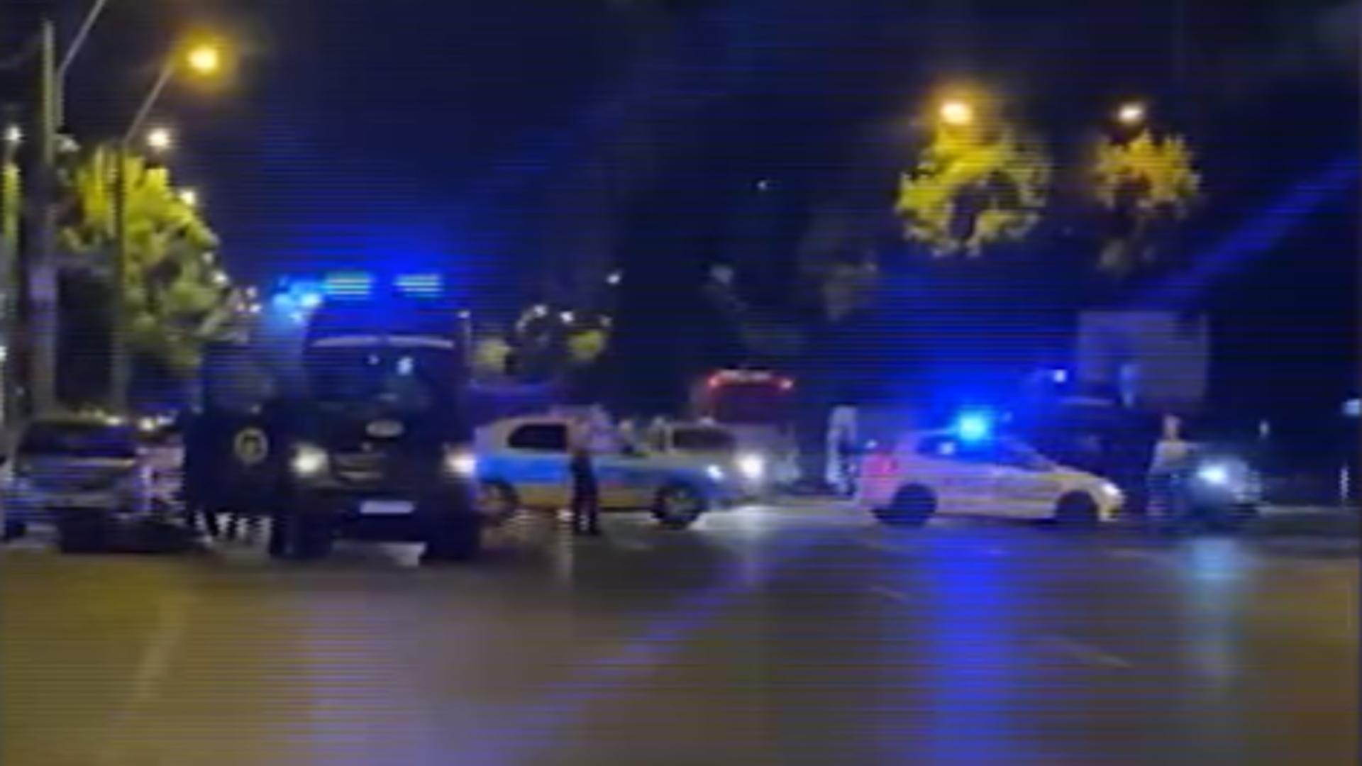 Intervenție poliție