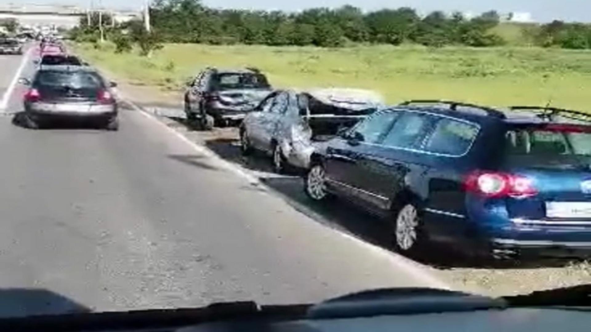 Accident Ploiești