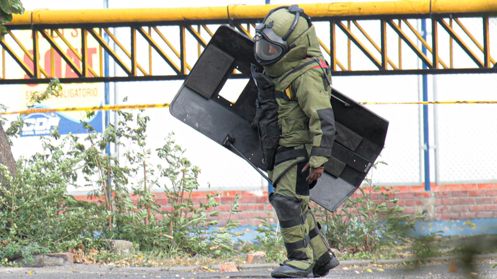 Atentat cu mașină-capcană în Columbia / Foto: Profi Media