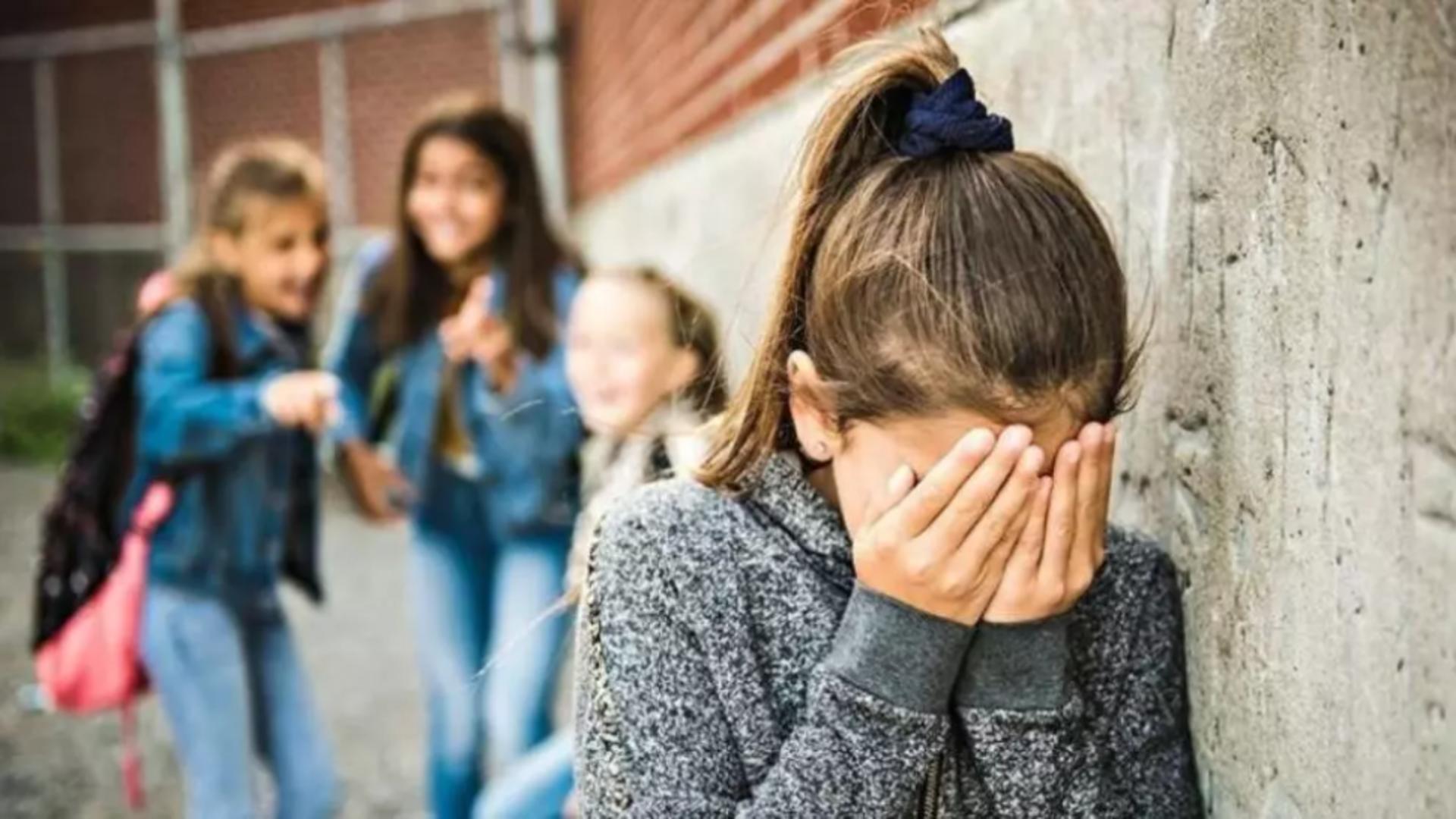 Bullying (foto ilustrativ)