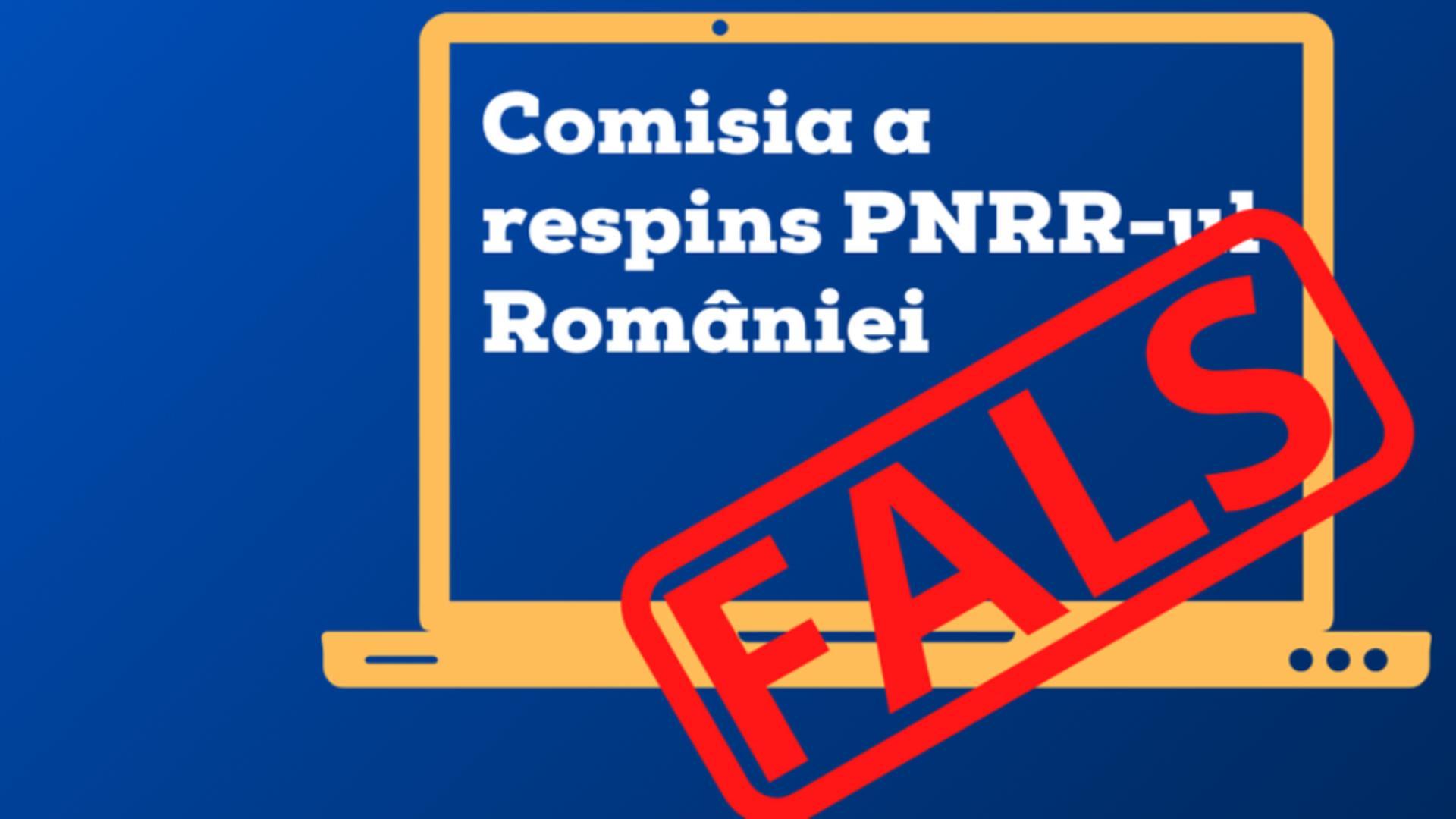Comisia Europeană, ANUNȚ despre PNRR - DETALII despre evaluarea Planului și ultima solicitare a României