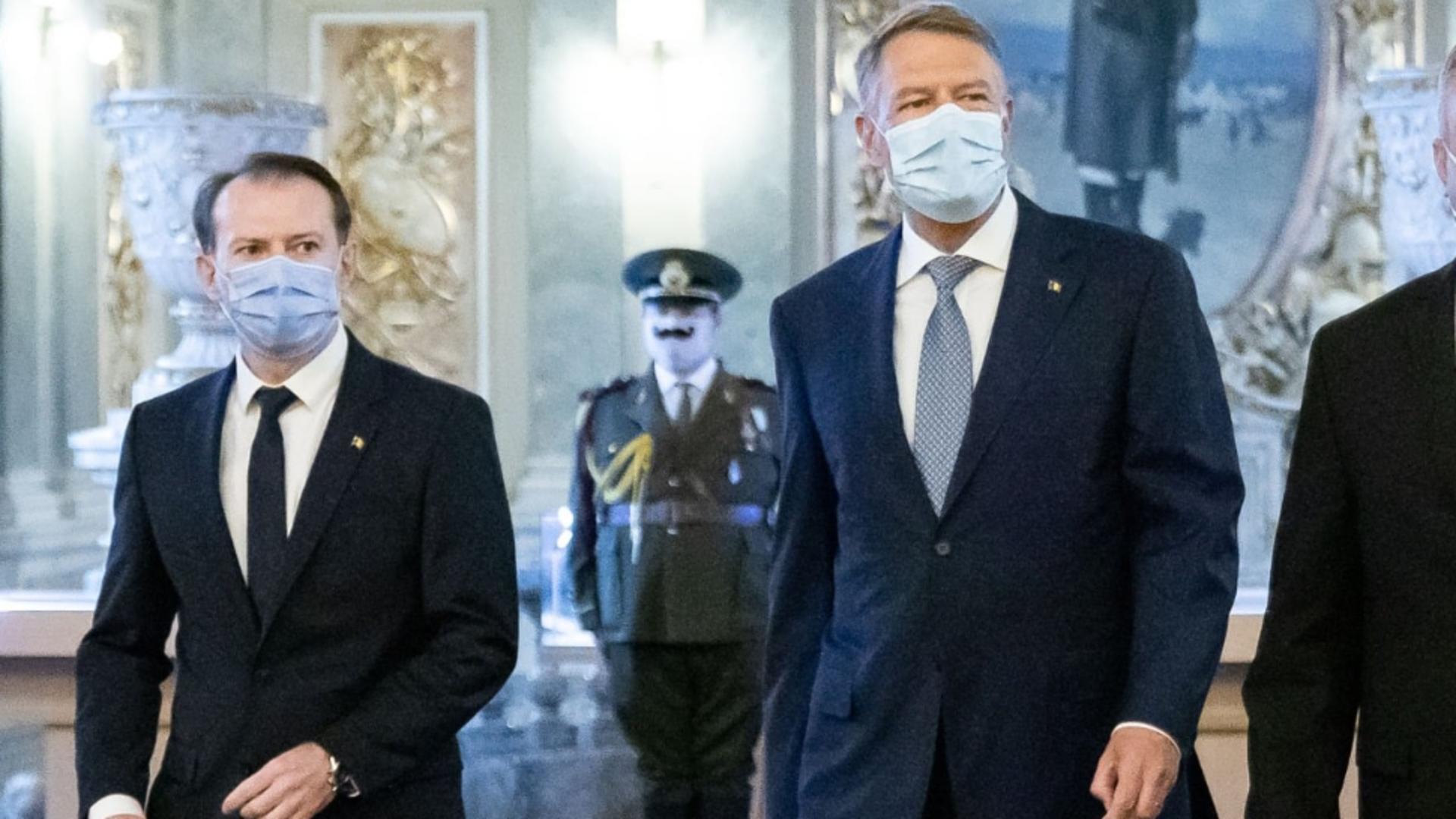 Dan Tudorache, deputat PSD, susține că Iohannis a tranșat în favoarea lui Cîțu războiul intern din PNL. Foto/Inquam