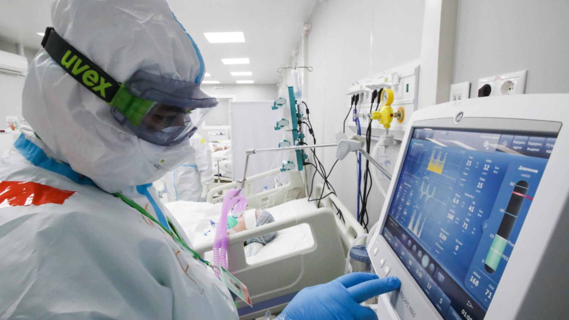 Europa este lovită de un nou val de infecții cu noul coronavirus. Foto/Profimedia