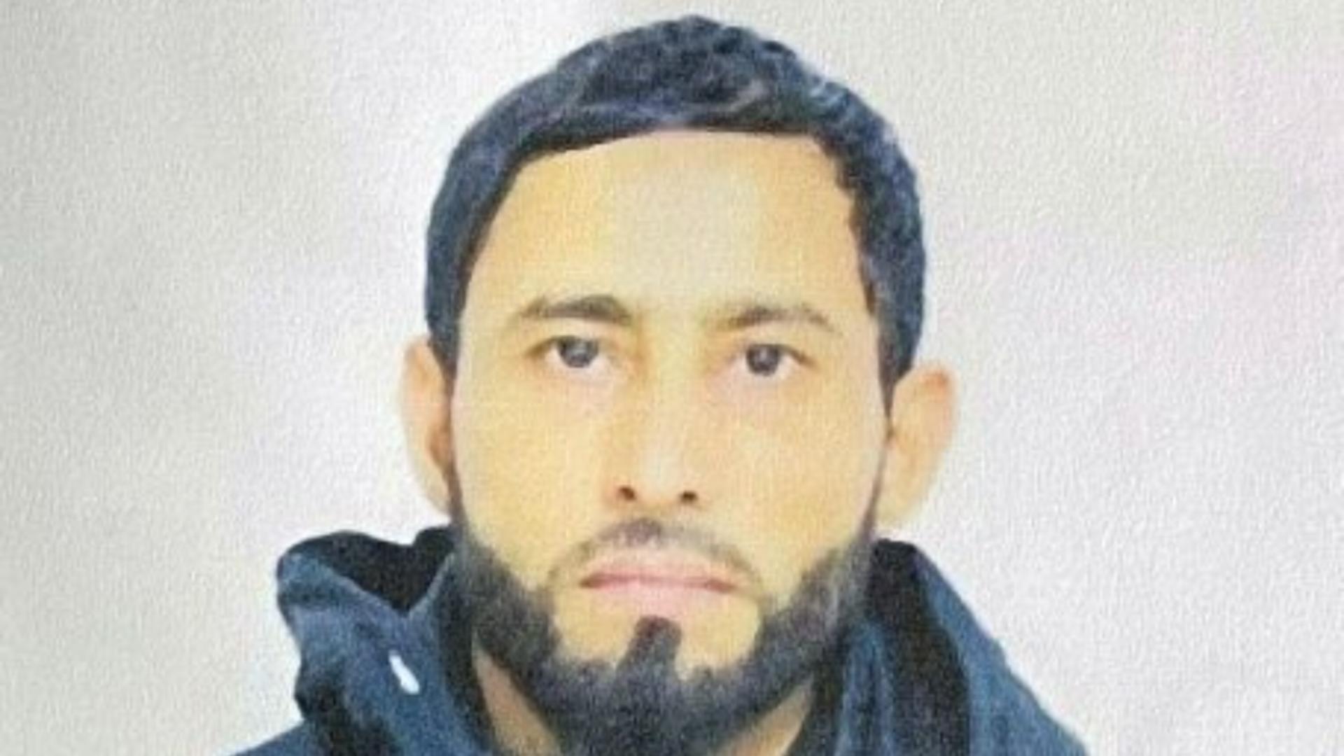 Criminal afgan dat în urmărire