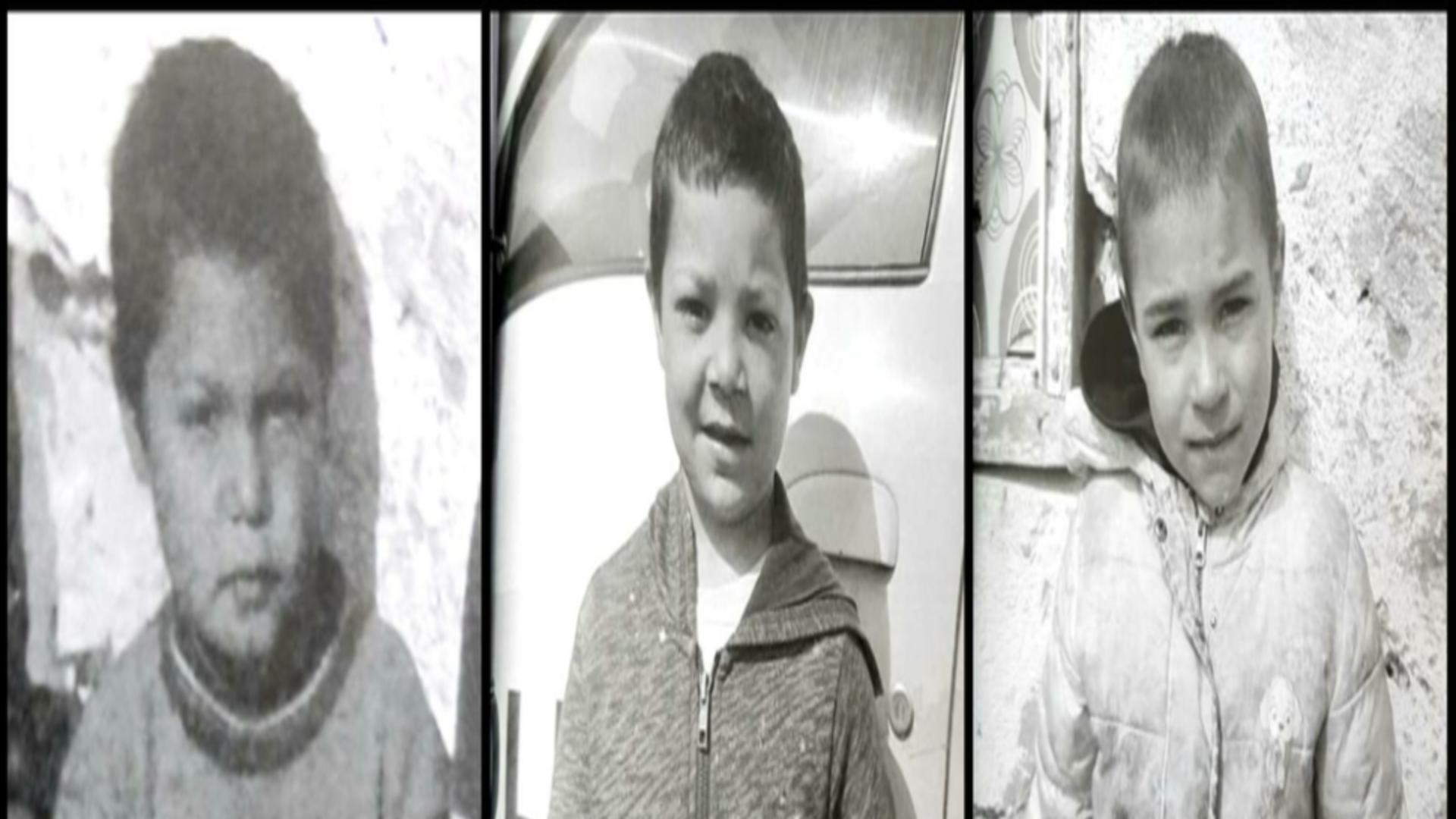 Copii dispăruți, Techirgiol, Constanța