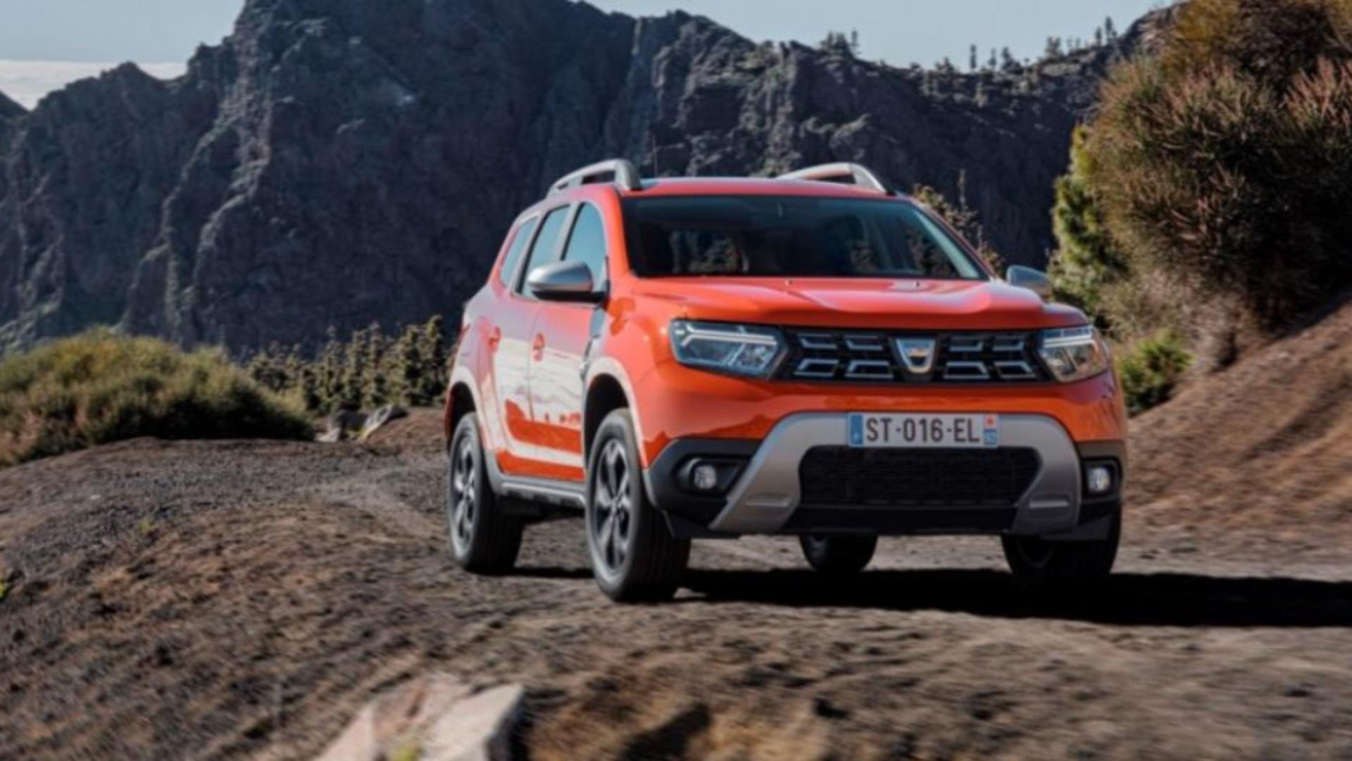 Noua Dacia Duster va fi lansată în septembrie 2021. Foto/Dacia