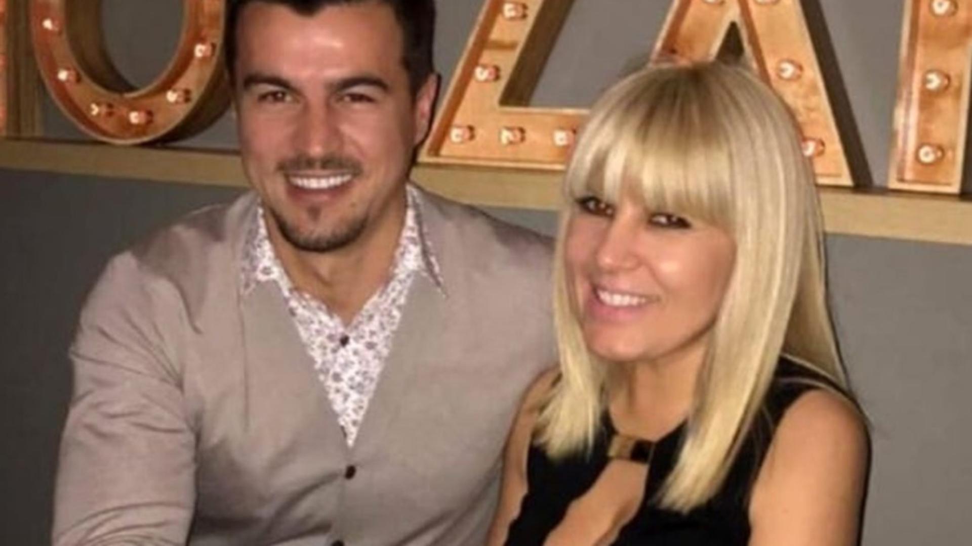 Elena Udrea și Adrian Alexandrov
