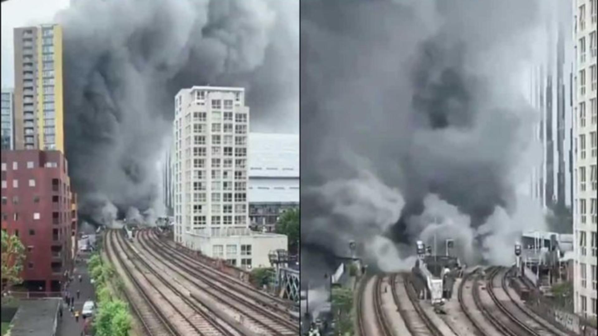 Explozie Londra