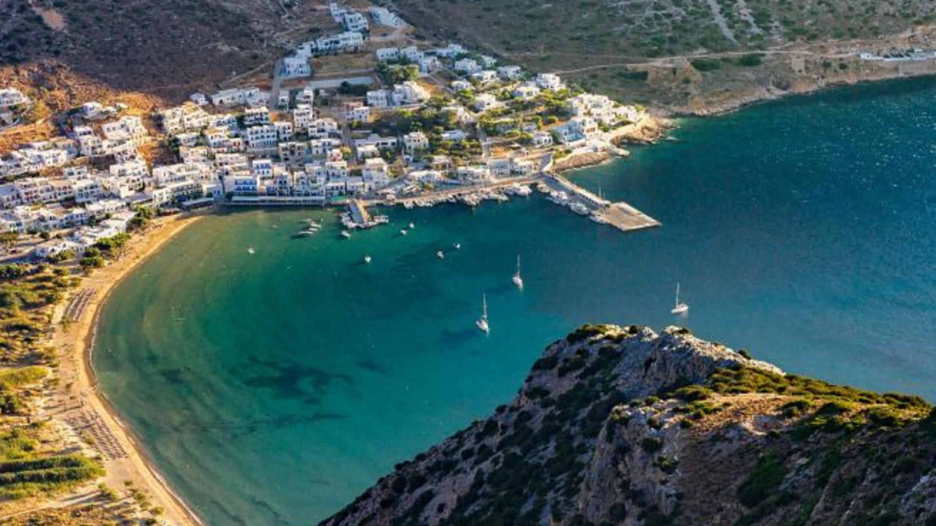 Grecia, în zona galbenă