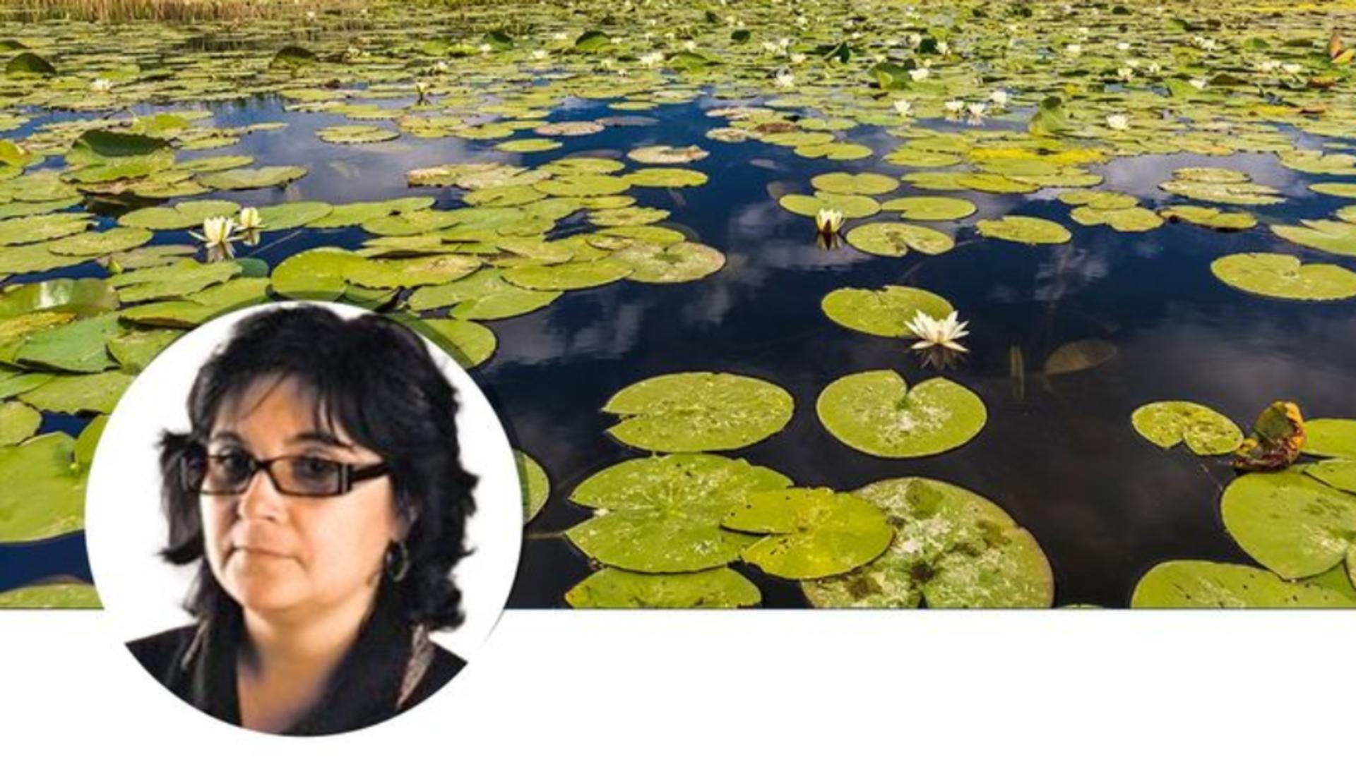 Atena-Adriana Groza, propusă guvernator al Biosferei Delta Dunării