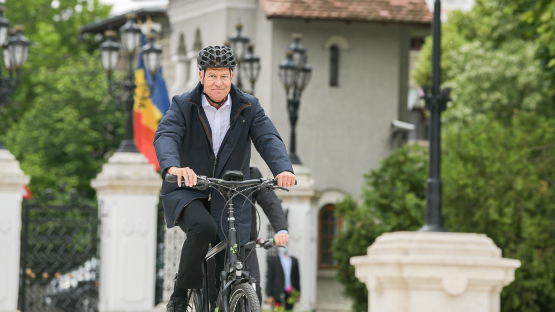 Klaus Iohannis. Foto: Administrația Prezidențială