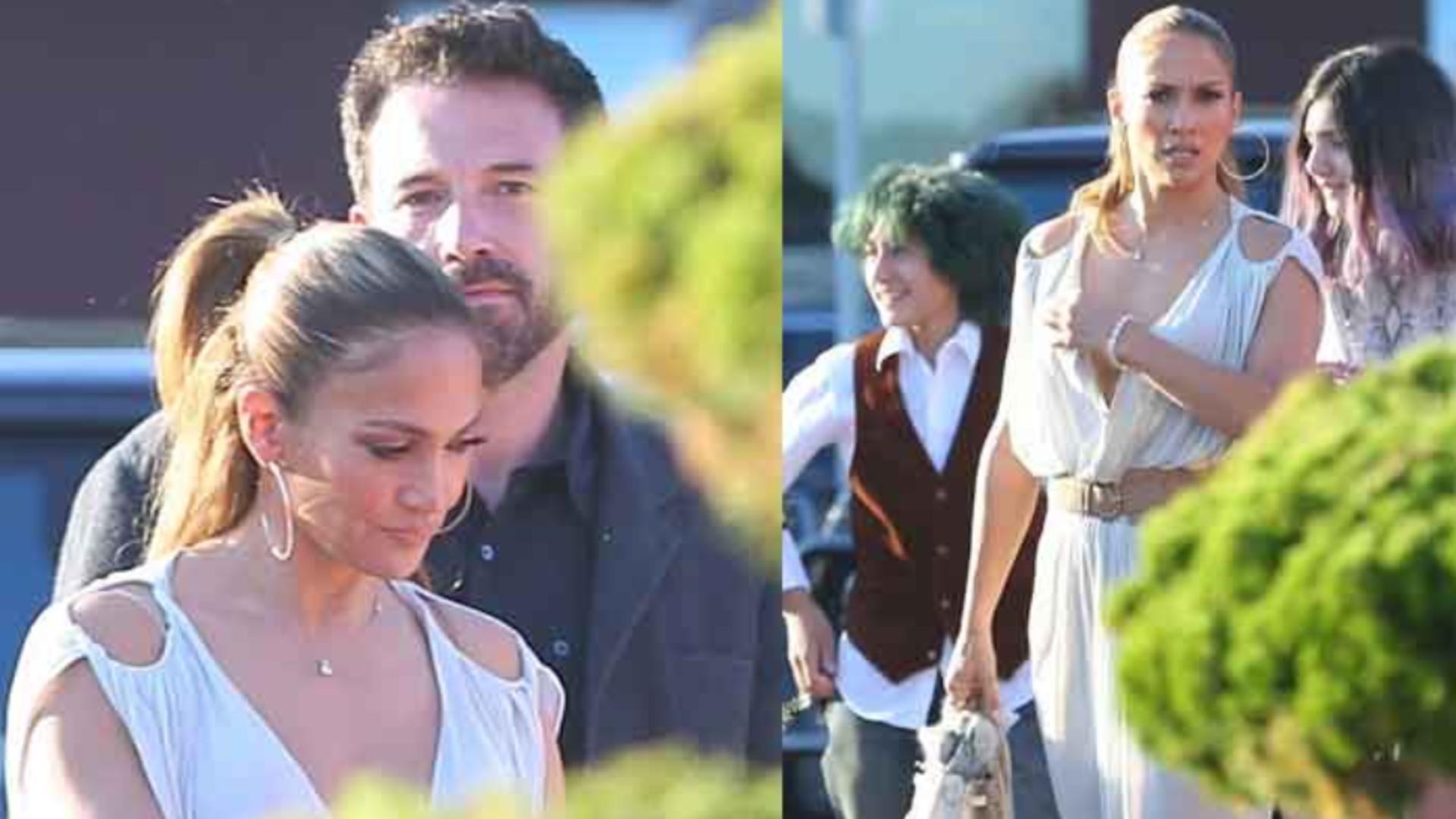 """Bat clopotele de nuntă pentru Jennifer Lopez și Ben Affleck? Vechiul cuplu """"Bennifer"""" revine la Hollywood"""