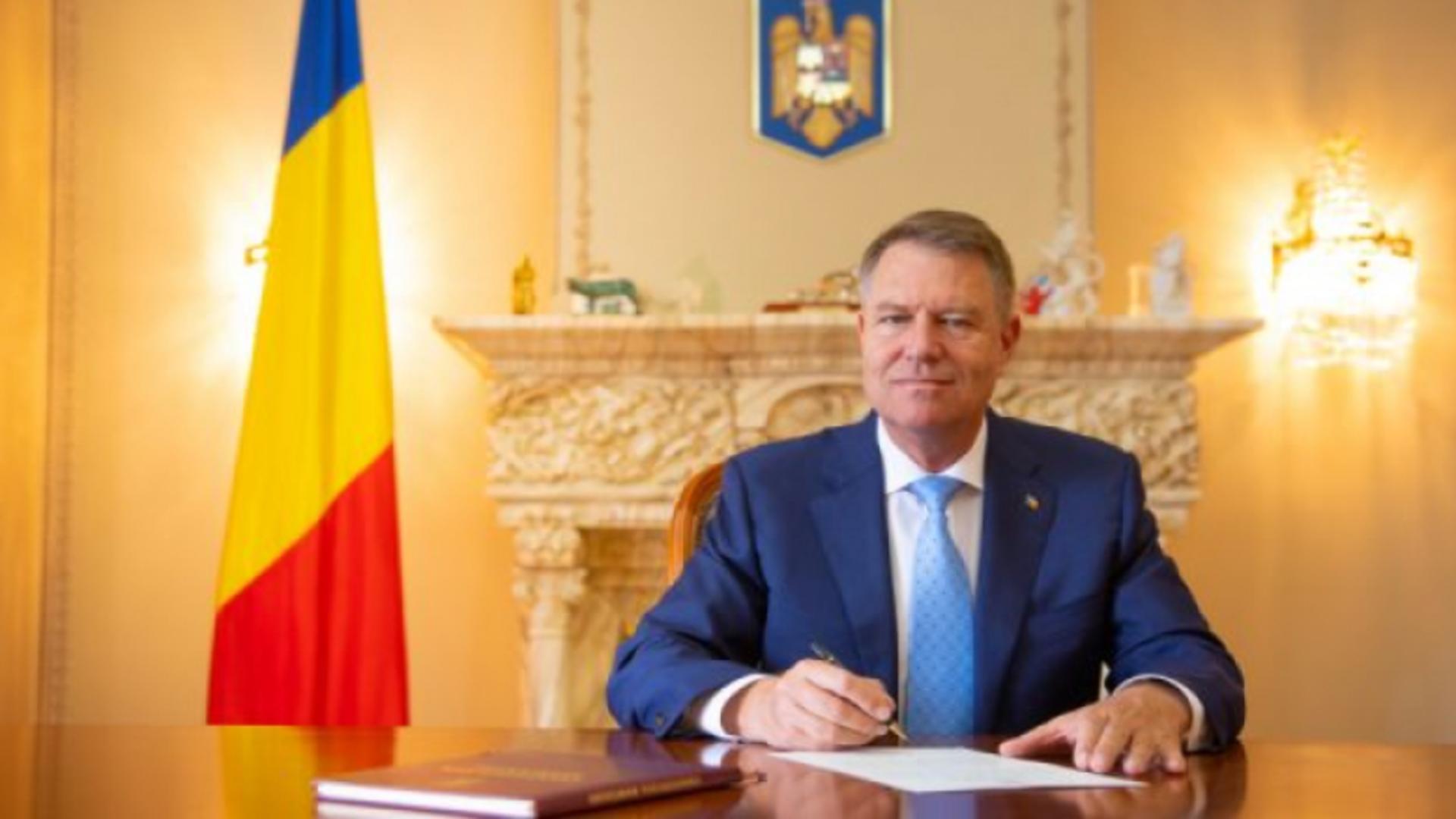 Klaus Iohannis a semnat DECRETELE! Câți MAGISTRAȚI a eliberat din funcție președintele