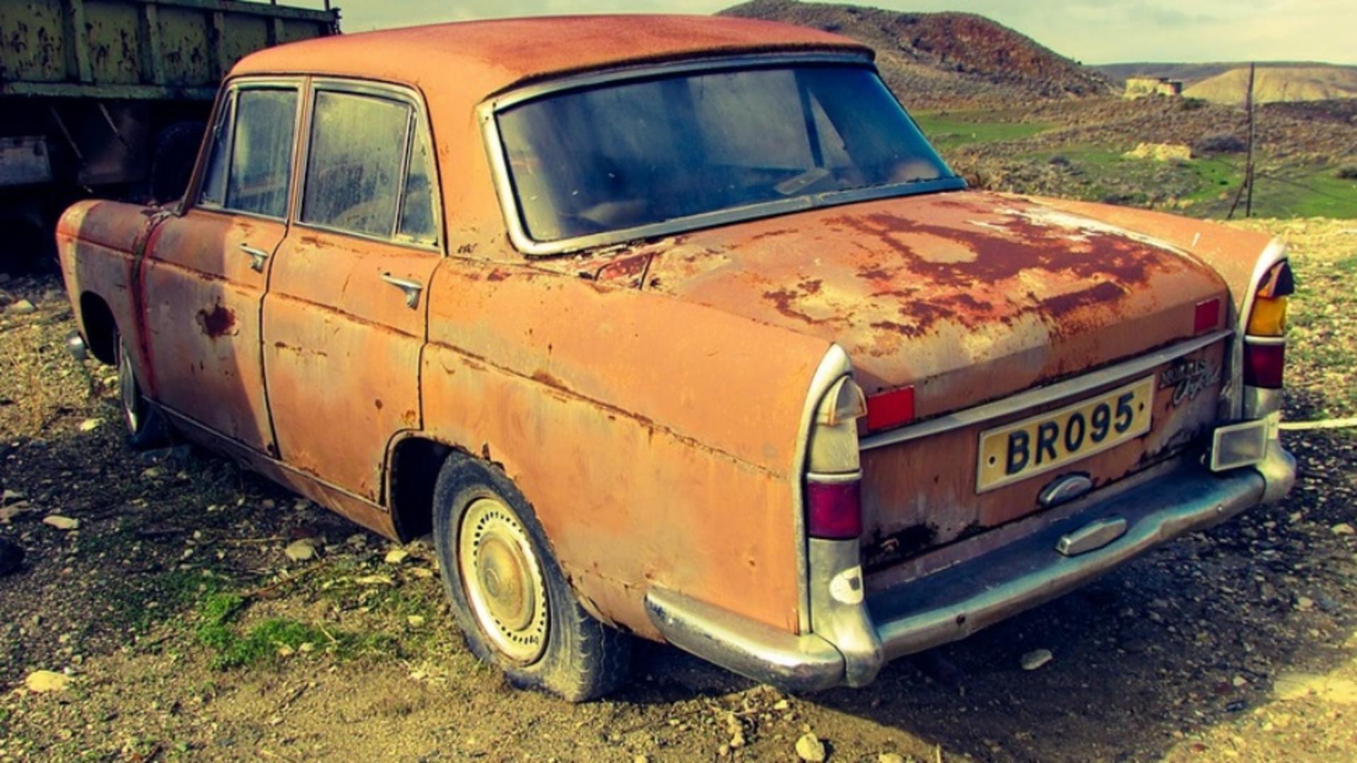 Încă o taxă pentru mașinile vechi