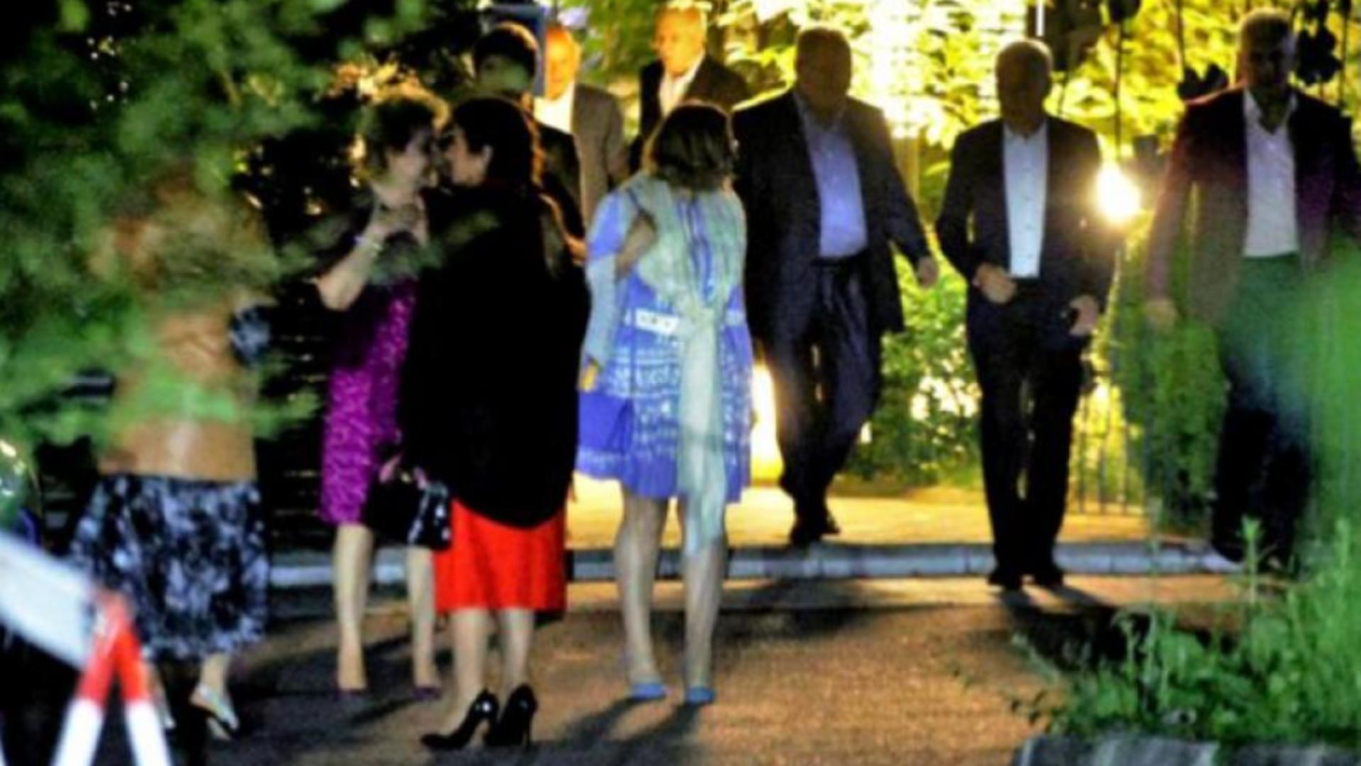 Milionarii PDL, întâlnire într-un restaurant din Herastrau ( sursa: Cancan)