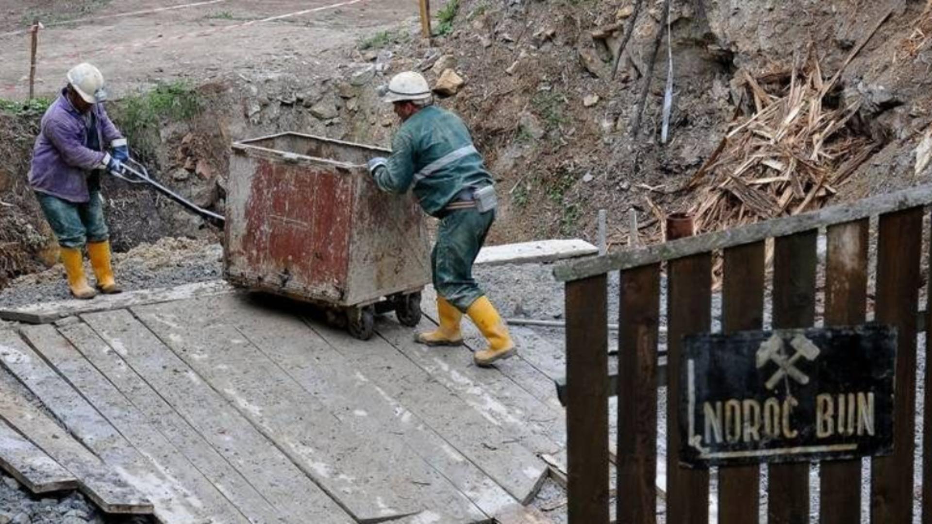 Minerii din Suceava, ÎN GREVĂ, din cauza închiderii minelor de uraniu! Ministerul Energiei, chemat la DIALOG despre CONCEDIERI