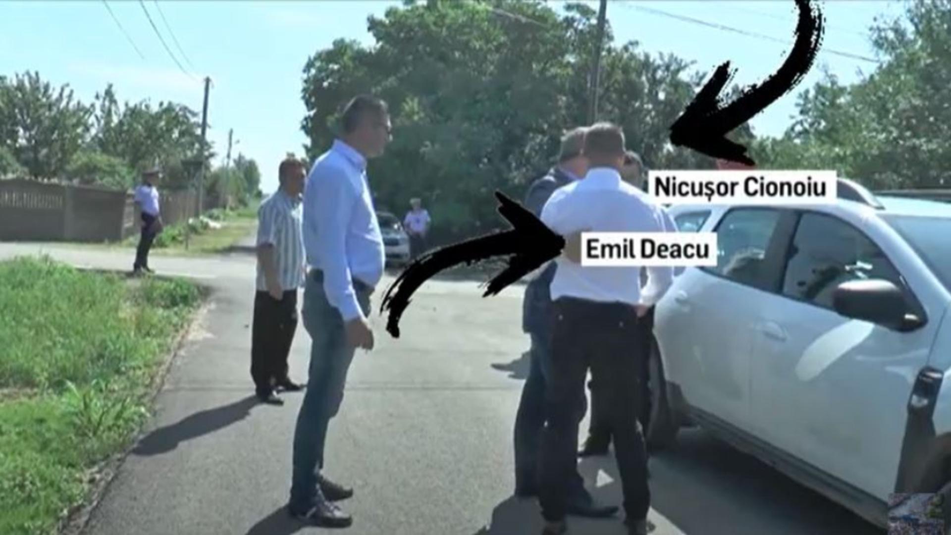 Parlamentar PSD amenință un șef din Poliție