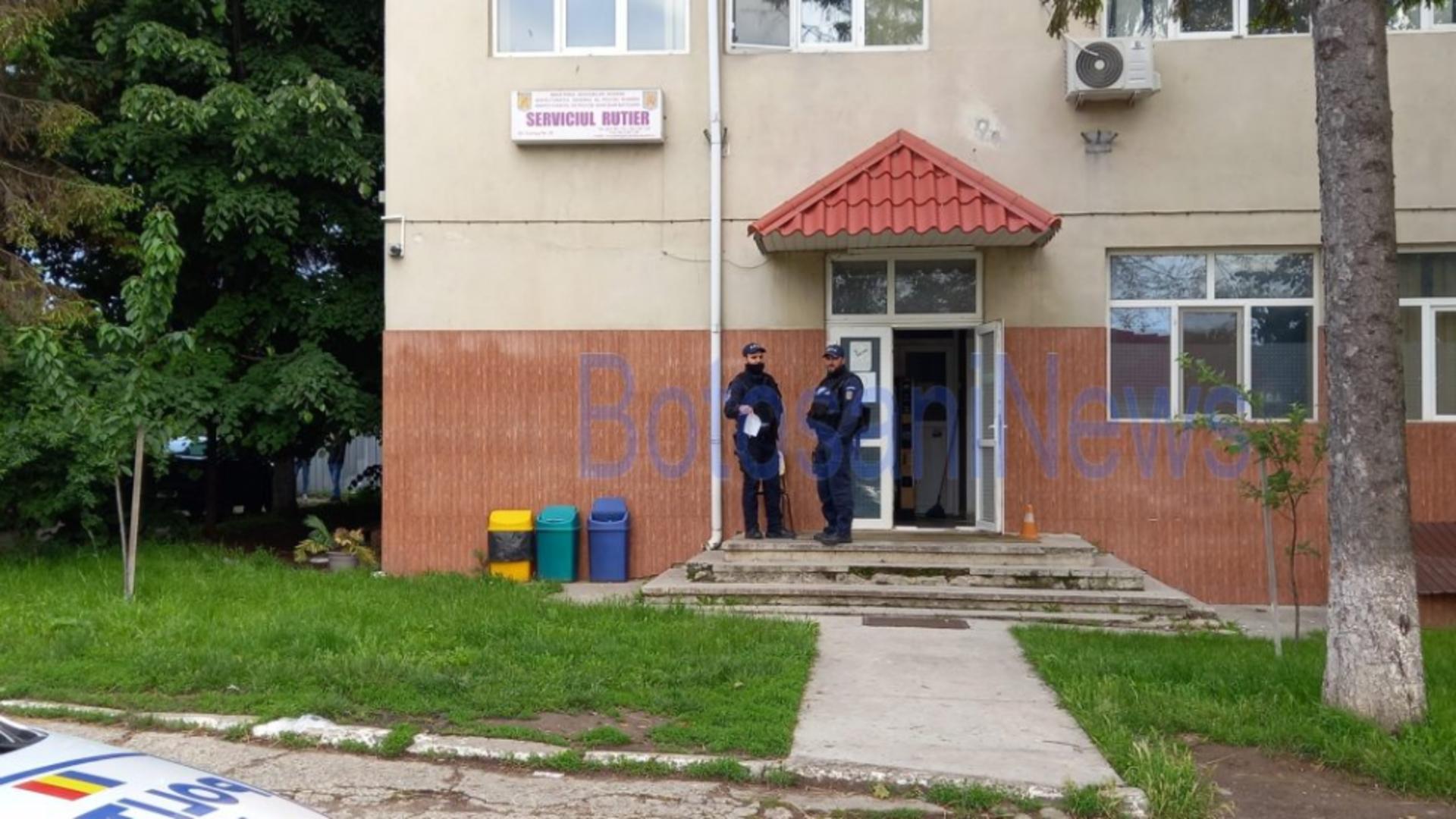 Politia Rutiera Botosani