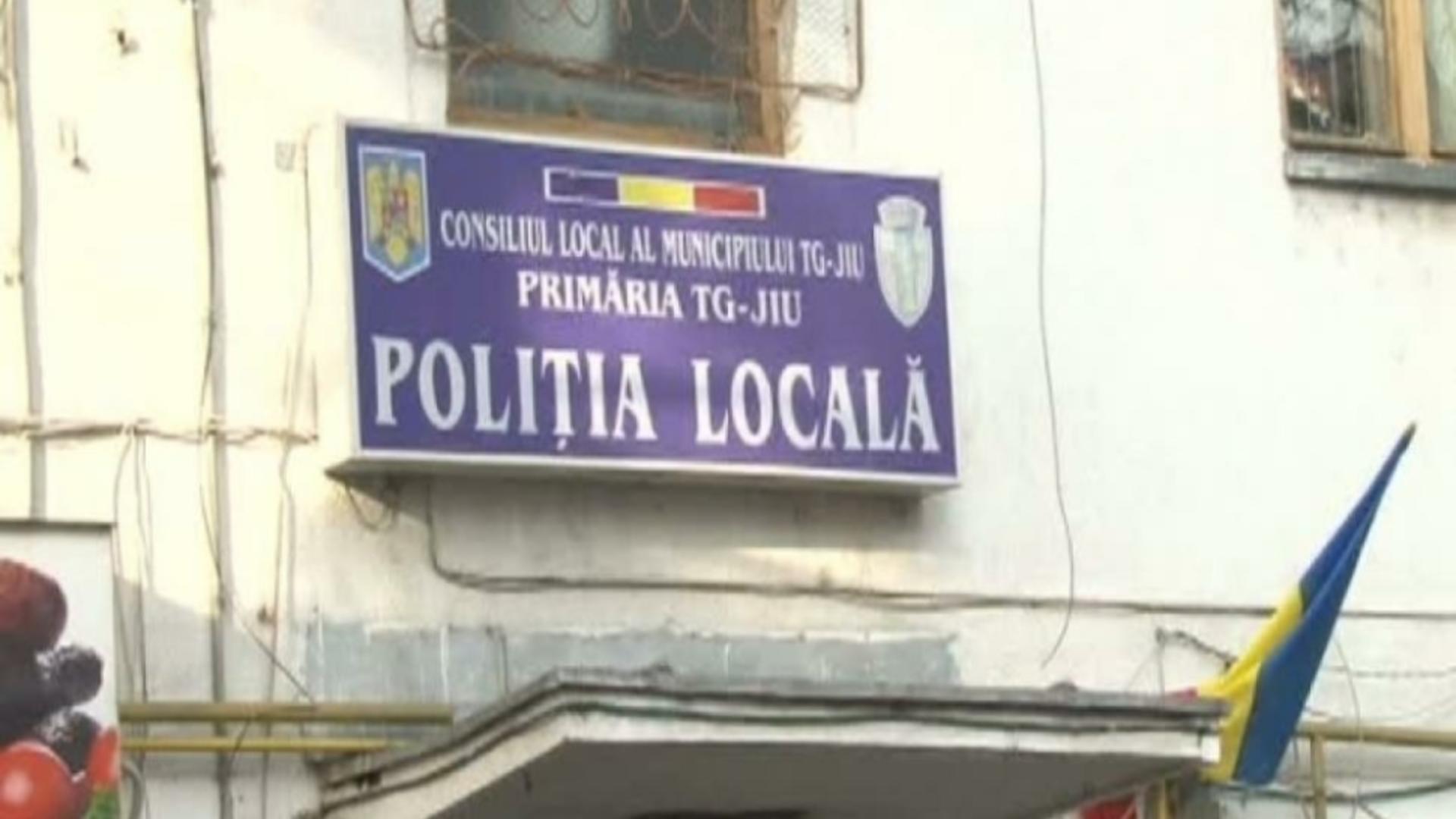 Politia locala Tg Jiu