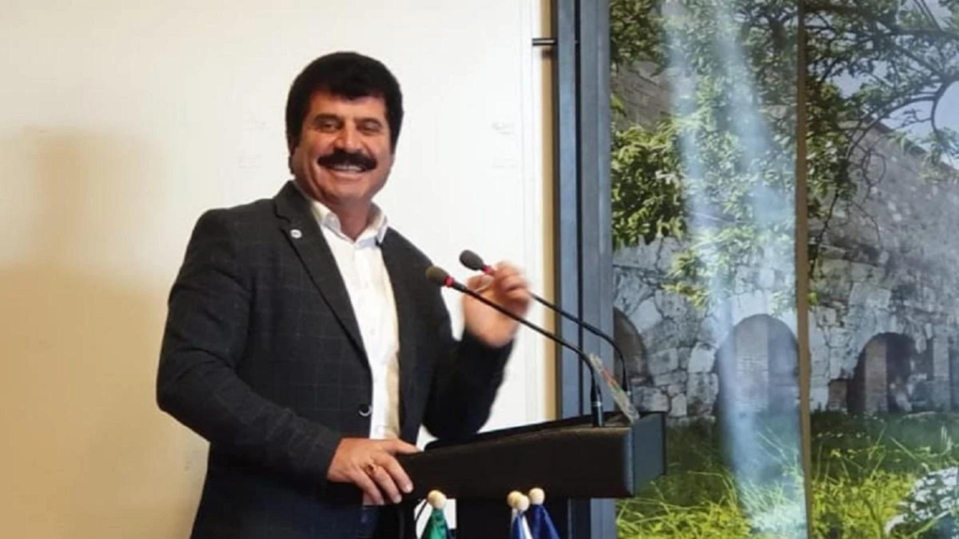 Primarul din Ciorani, Marin Voicu