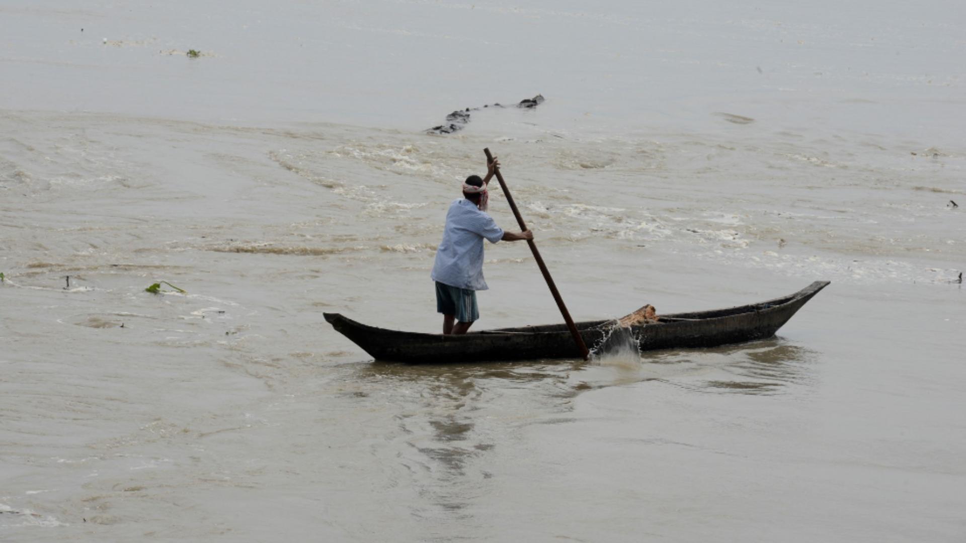 Plânsetul disperat al fetiței a fost auzit de un pescar din zonă / Foto: Profi Media