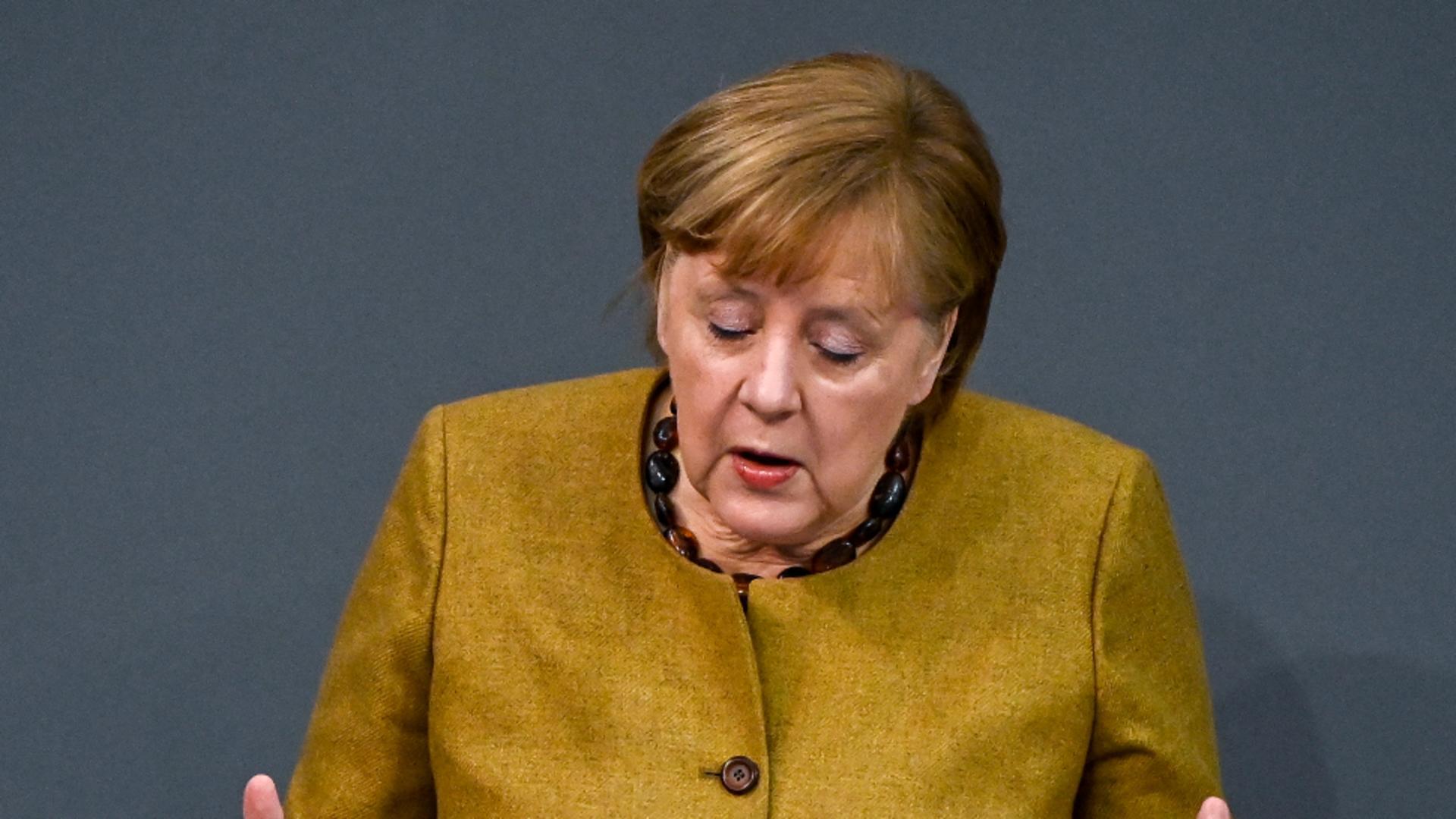 Cancelarul german Angela Merkel / Sursă foto: ProfiMedia
