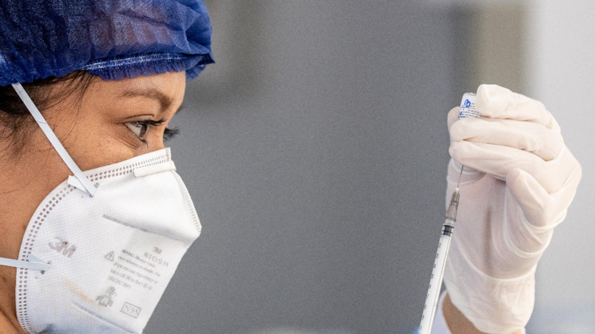 Vaccinare antiCovid / Foto: Profimedia