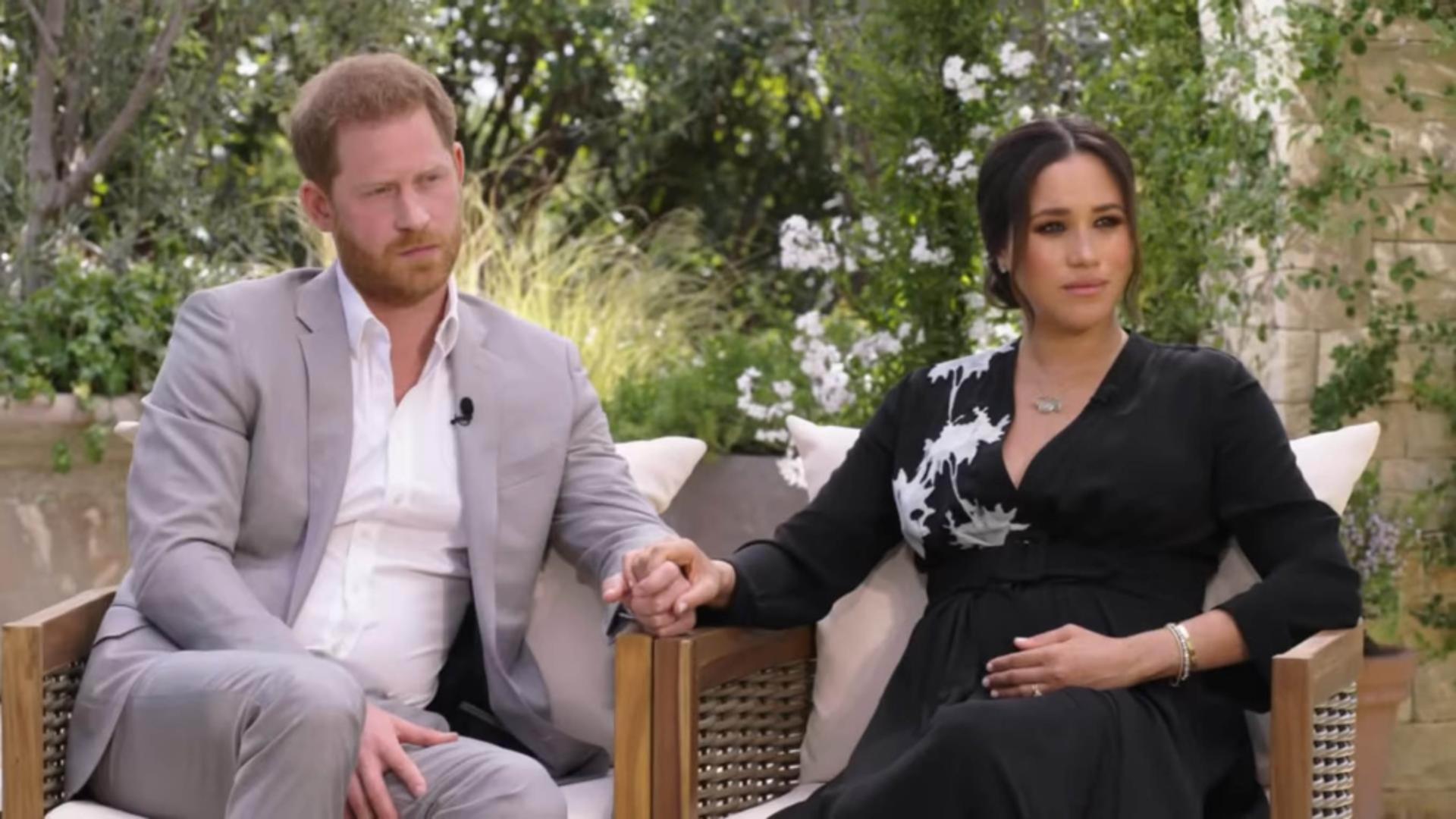 """Prințul Harry și Meghan, la al doilea copil, după Archie: Fetița Lilibet """"Lili"""" Diana Foto: Profi Media"""