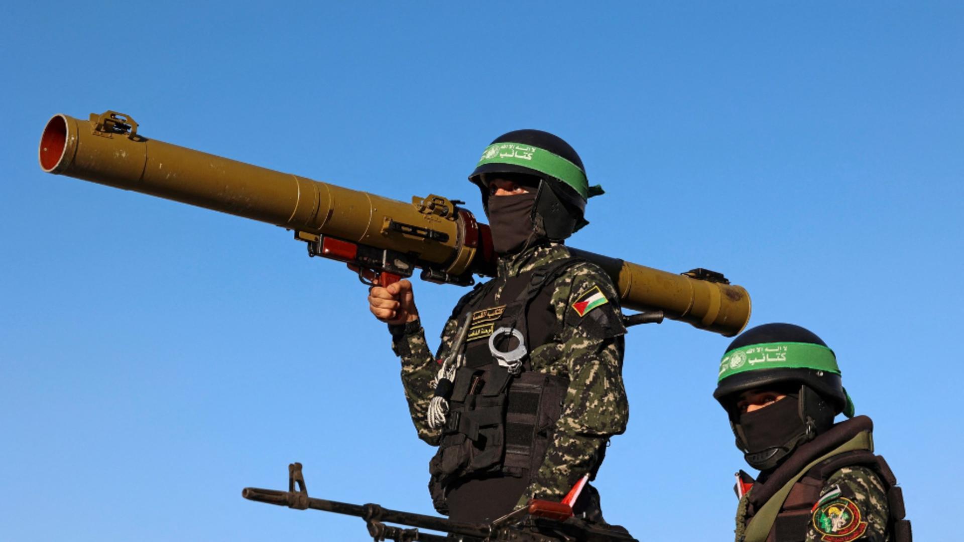 Noi raiduri aeriene împotriva unor ținte Hamas din Fâșia Gaza / Foto: Profi Media