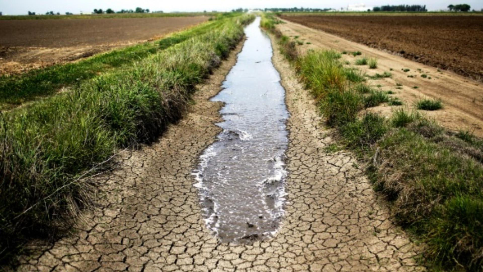 România va avea parte de o perioadă de secetă, în cea de-a doua parte a verii