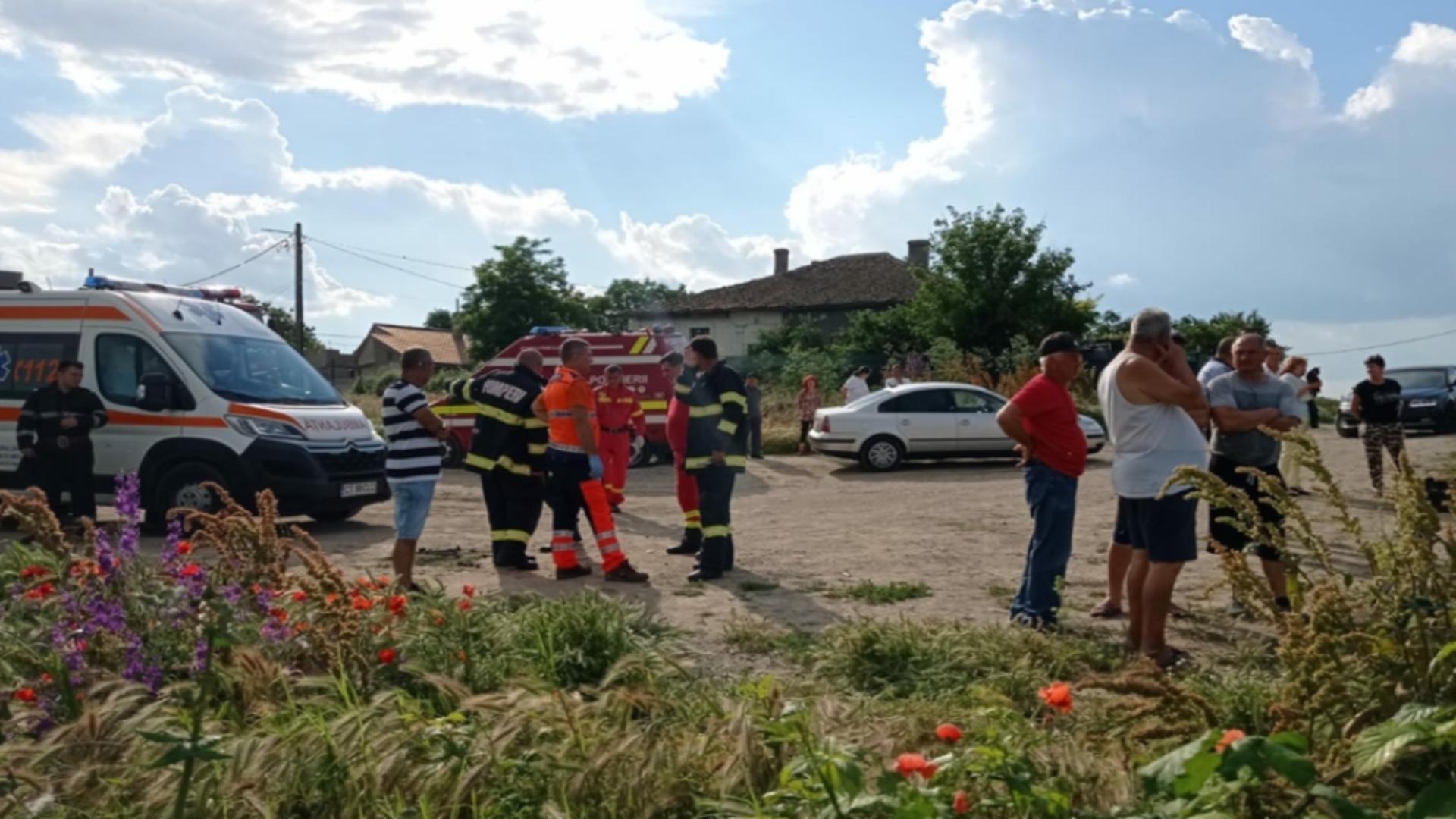 TRAGEDIE cumplită pe Lacul Siutghiol - Un tânăr de 17 ani a murit înecat chiar sub ochii prietenilor