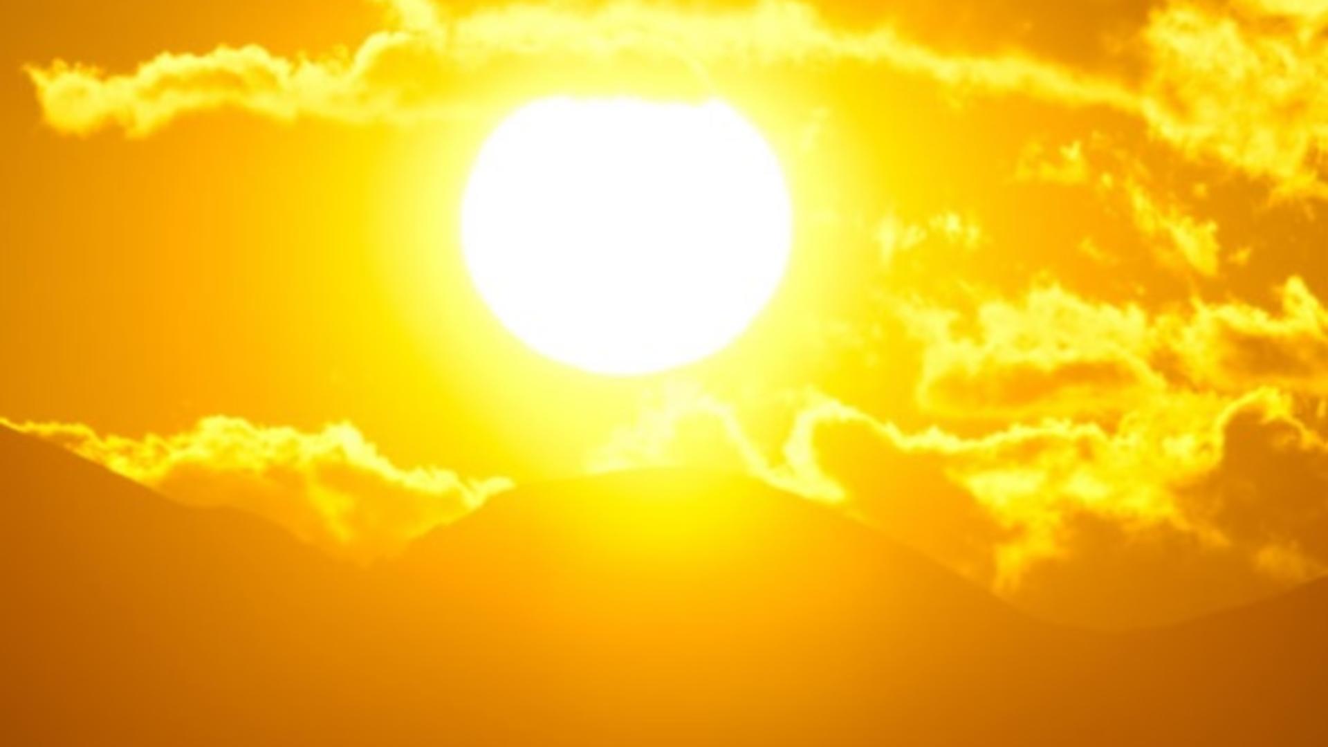 Cea mai ridicată temperatură de pe glob din acest an a fost înregistrată în Emiratele Arabe Unite