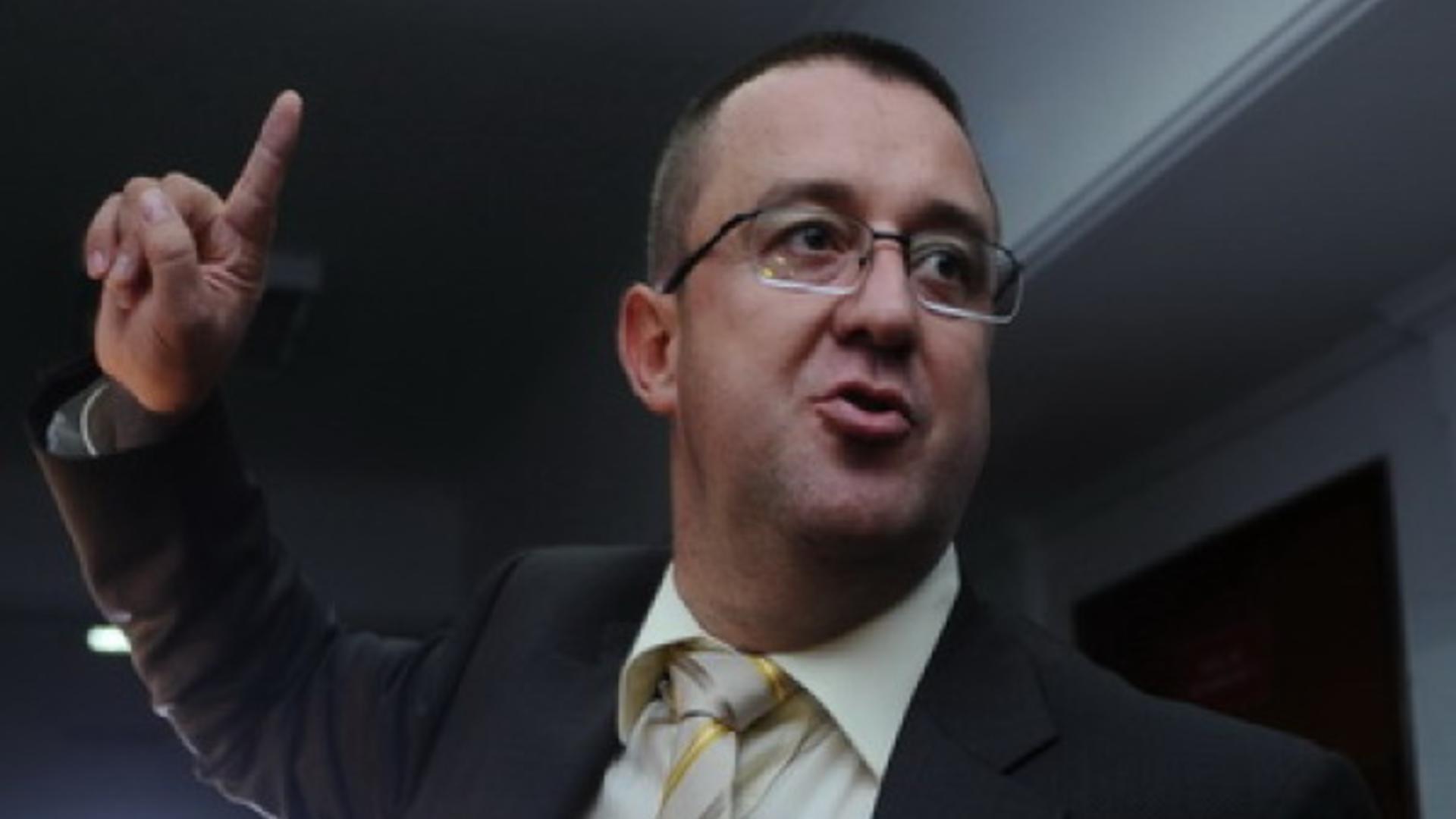 Sorin Blejnar, fostul președinte ANAF