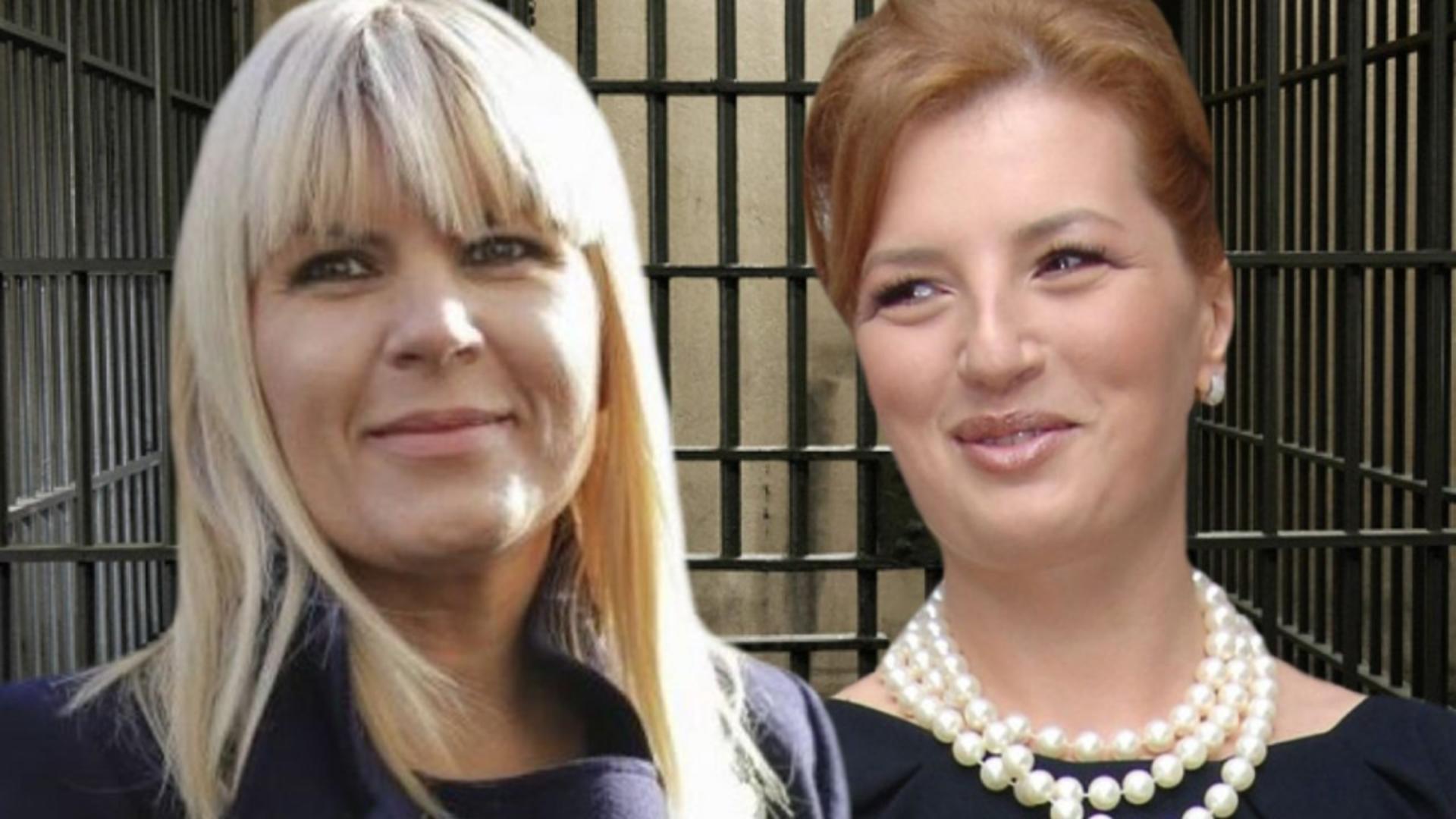 Elena Udrea și Ioana Băsescu
