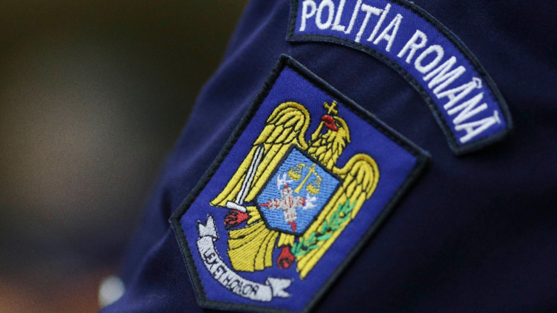 Fals polițist, prins lângă Timișoara