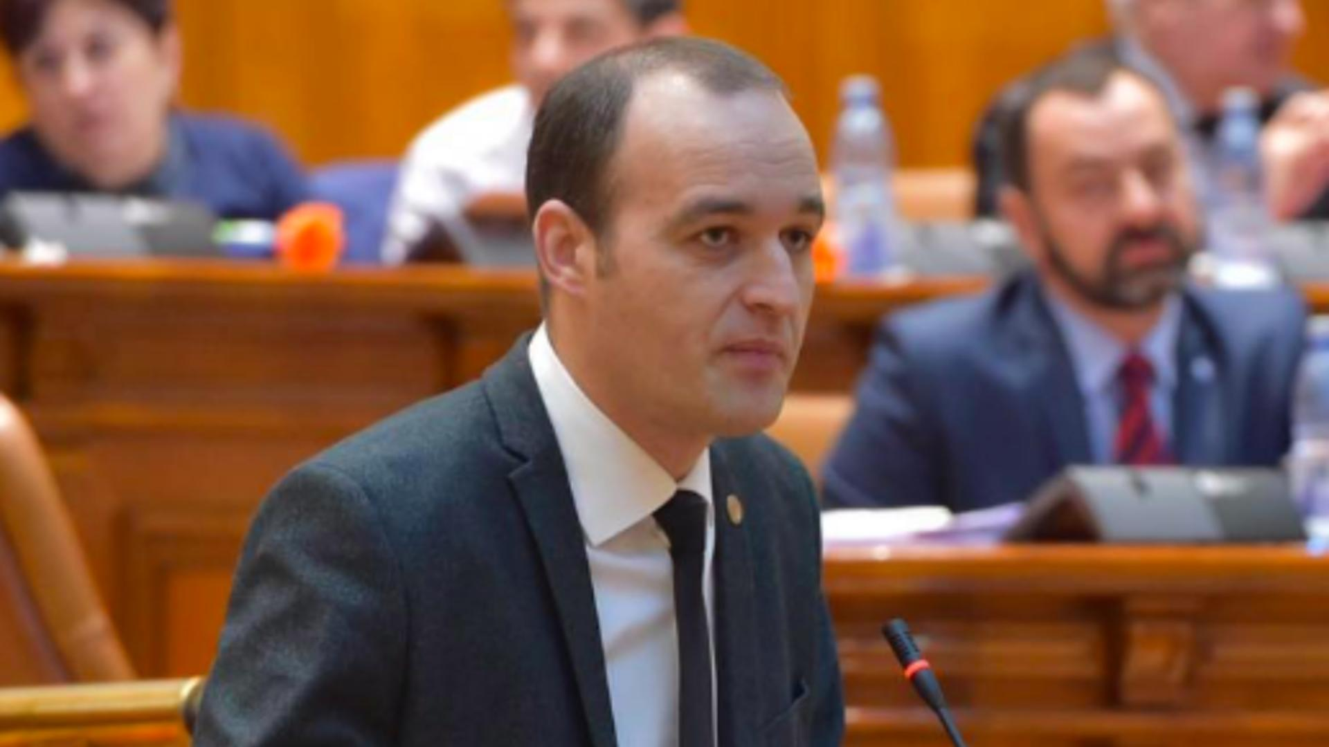 Dan Vîlceanu, deputat PNL Gorj