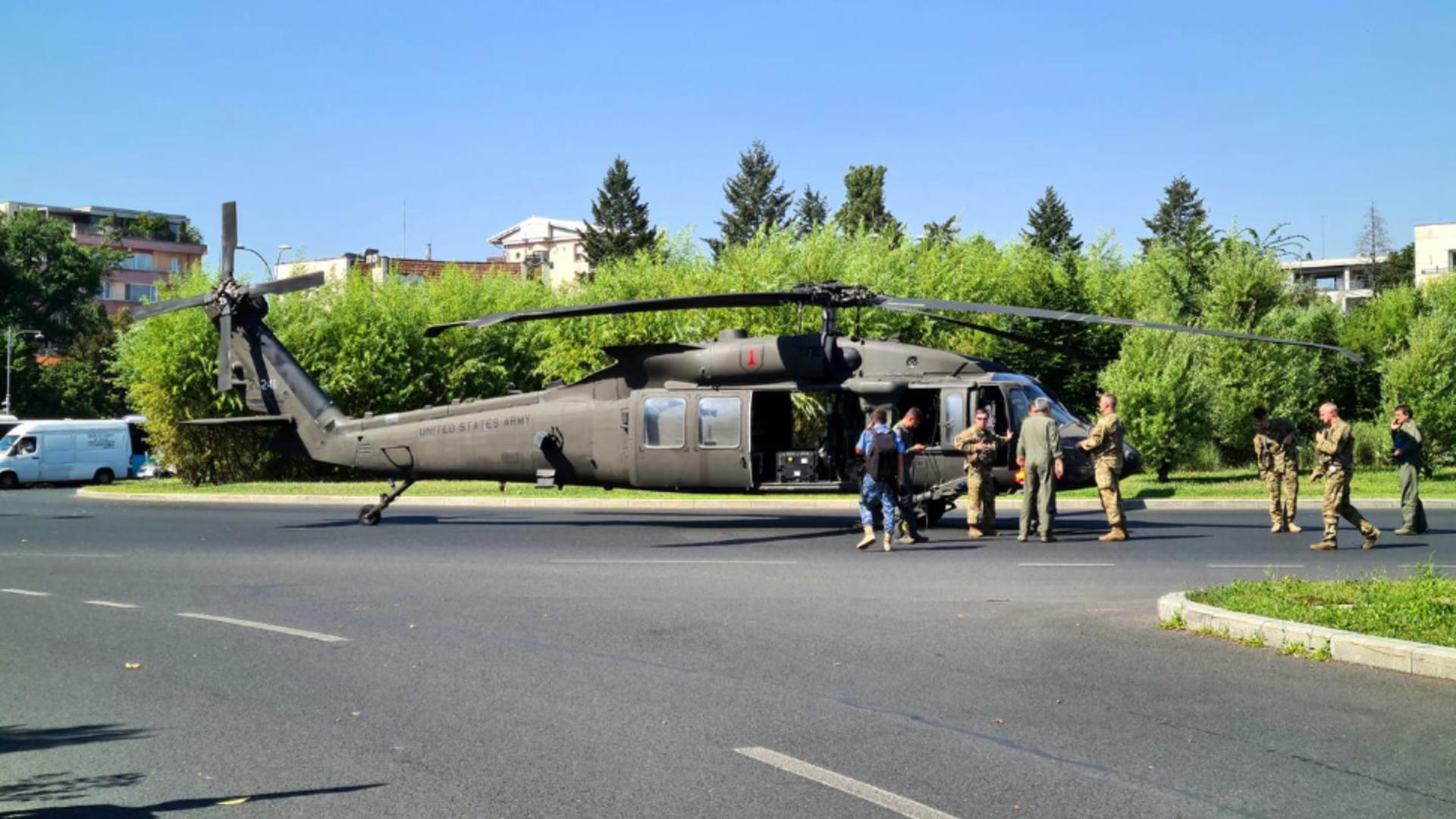 Parada aviatică de la ceremoniile militare din 20 și 21 iulie, ANULATE după aterizarea forțată a elicopterului