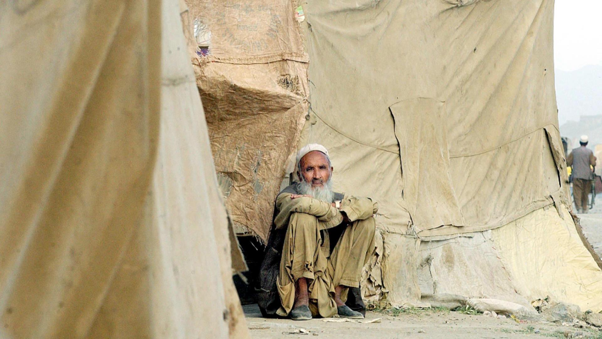 Inundații în Afganistan. Foto: ProfiMedia